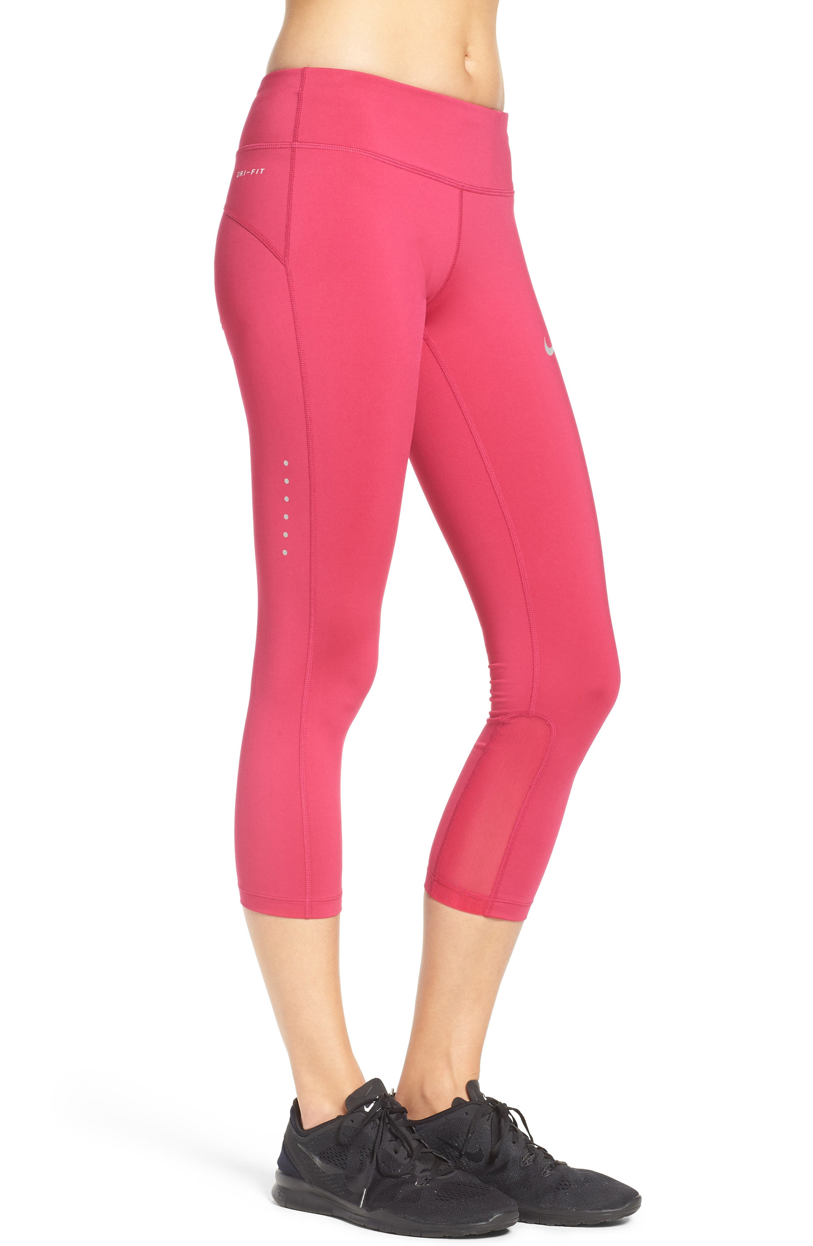Power Epic Run Crop Tights,                             Alternate thumbnail 22, color,