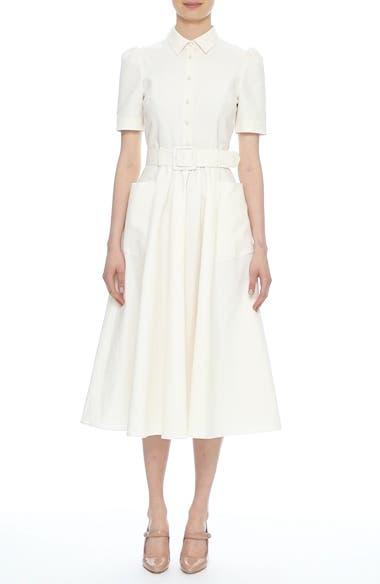 Linen & Cotton Shirtdress, video thumbnail