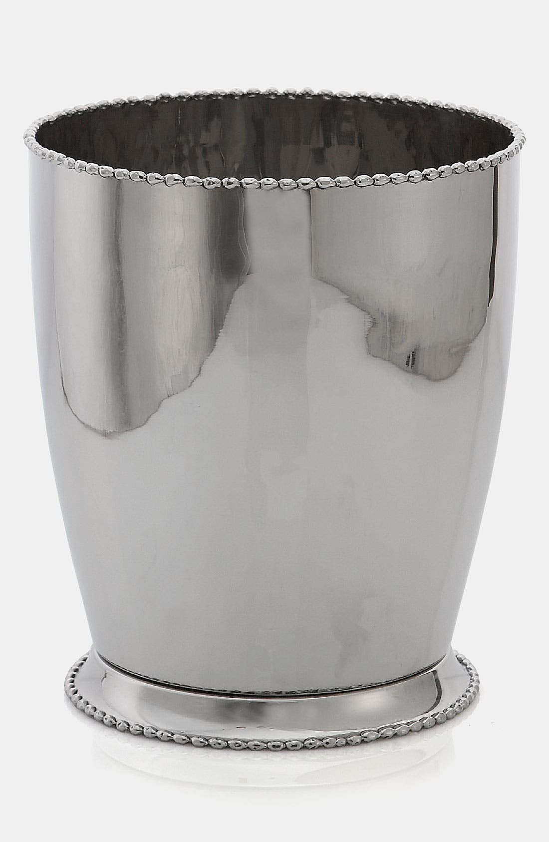 'New Molten' Wastebasket,                             Main thumbnail 1, color,                             000