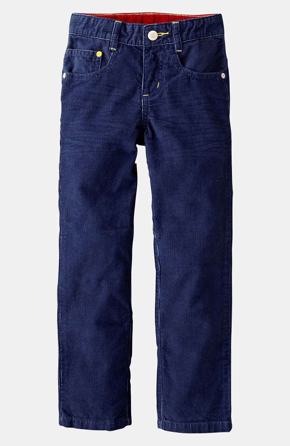 'Preppy' Slim Corduroy Pants,                         Main,                         color, 400