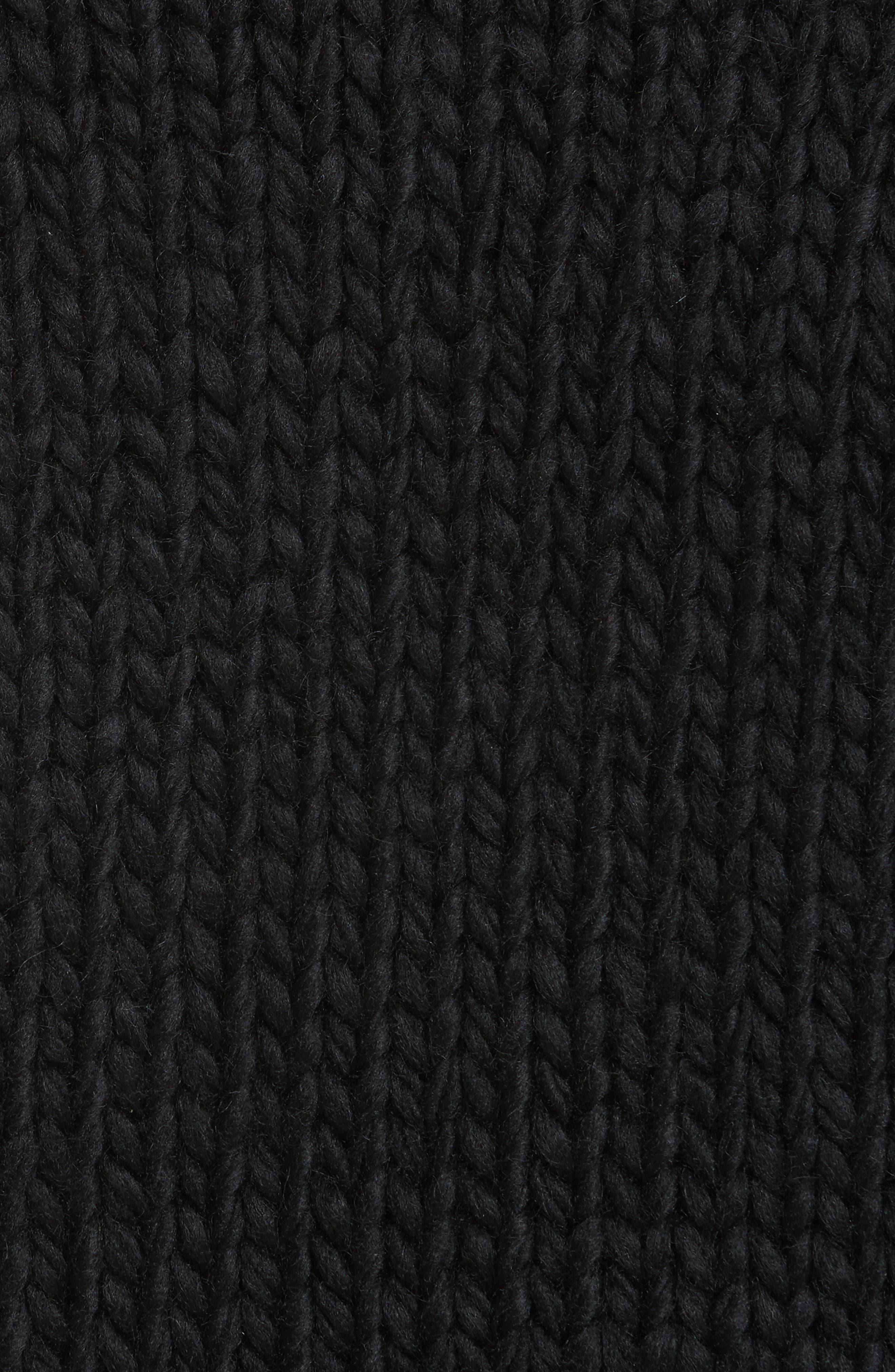 Mixed Media Sweater,                             Alternate thumbnail 5, color,