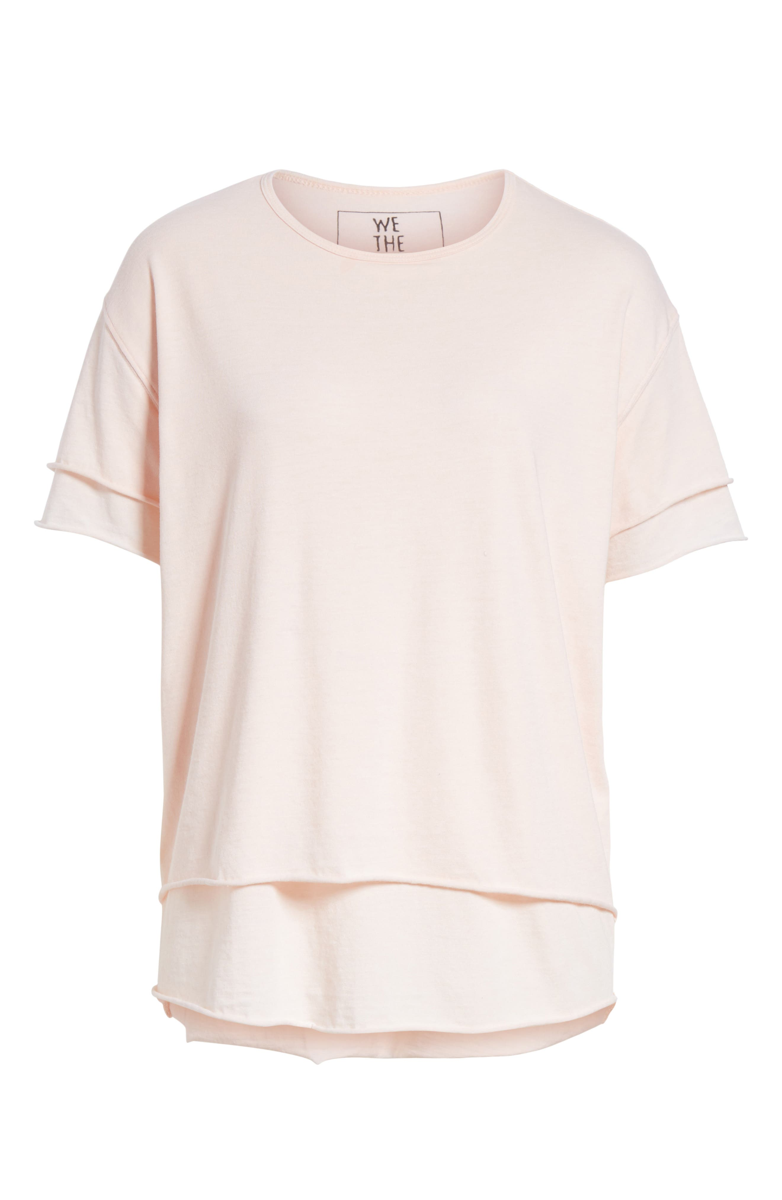We the Free by Free People Cloud Nine Tee,                             Alternate thumbnail 36, color,