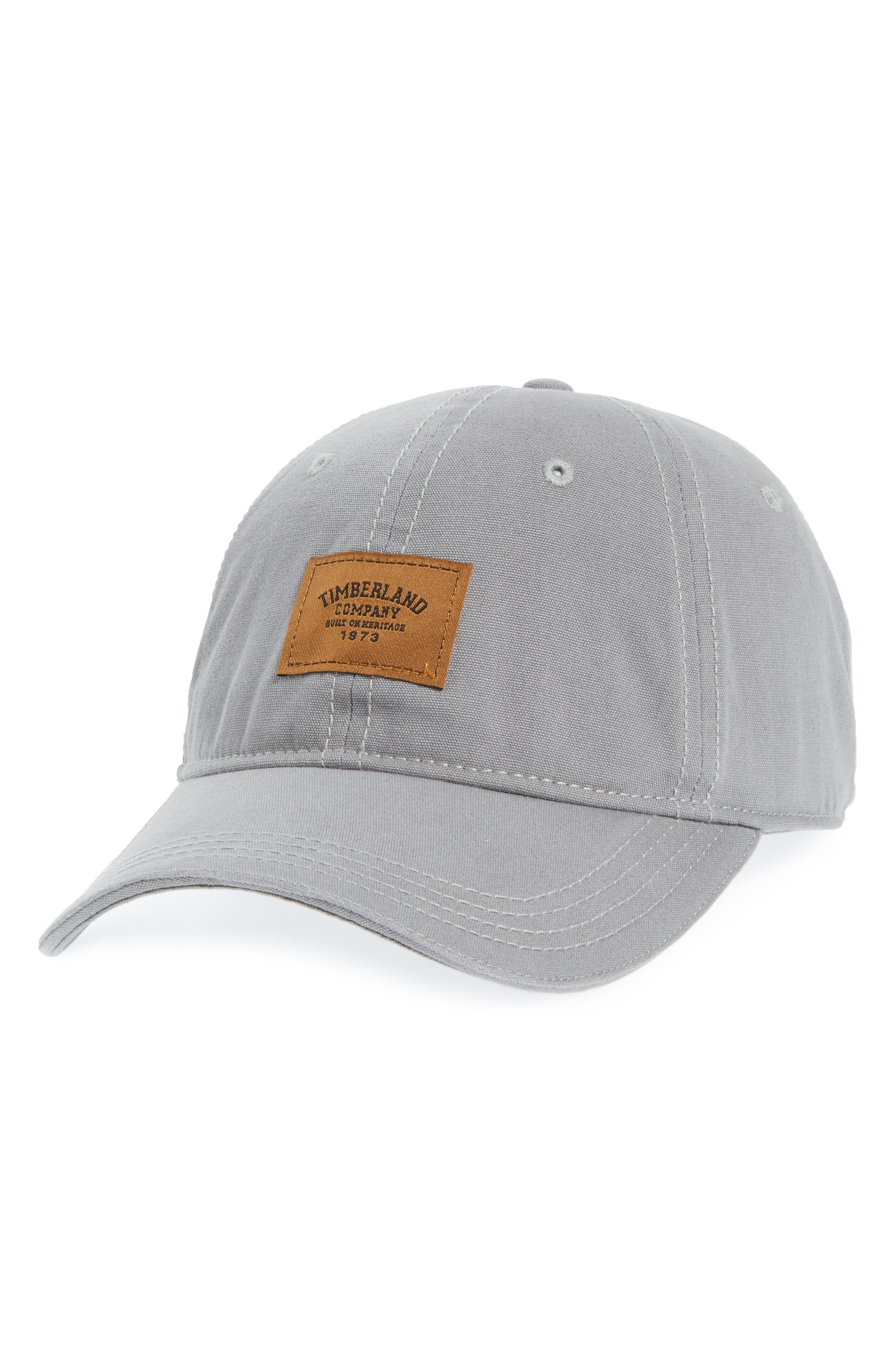 Sandown Baseball Cap,                         Main,                         color, GREY