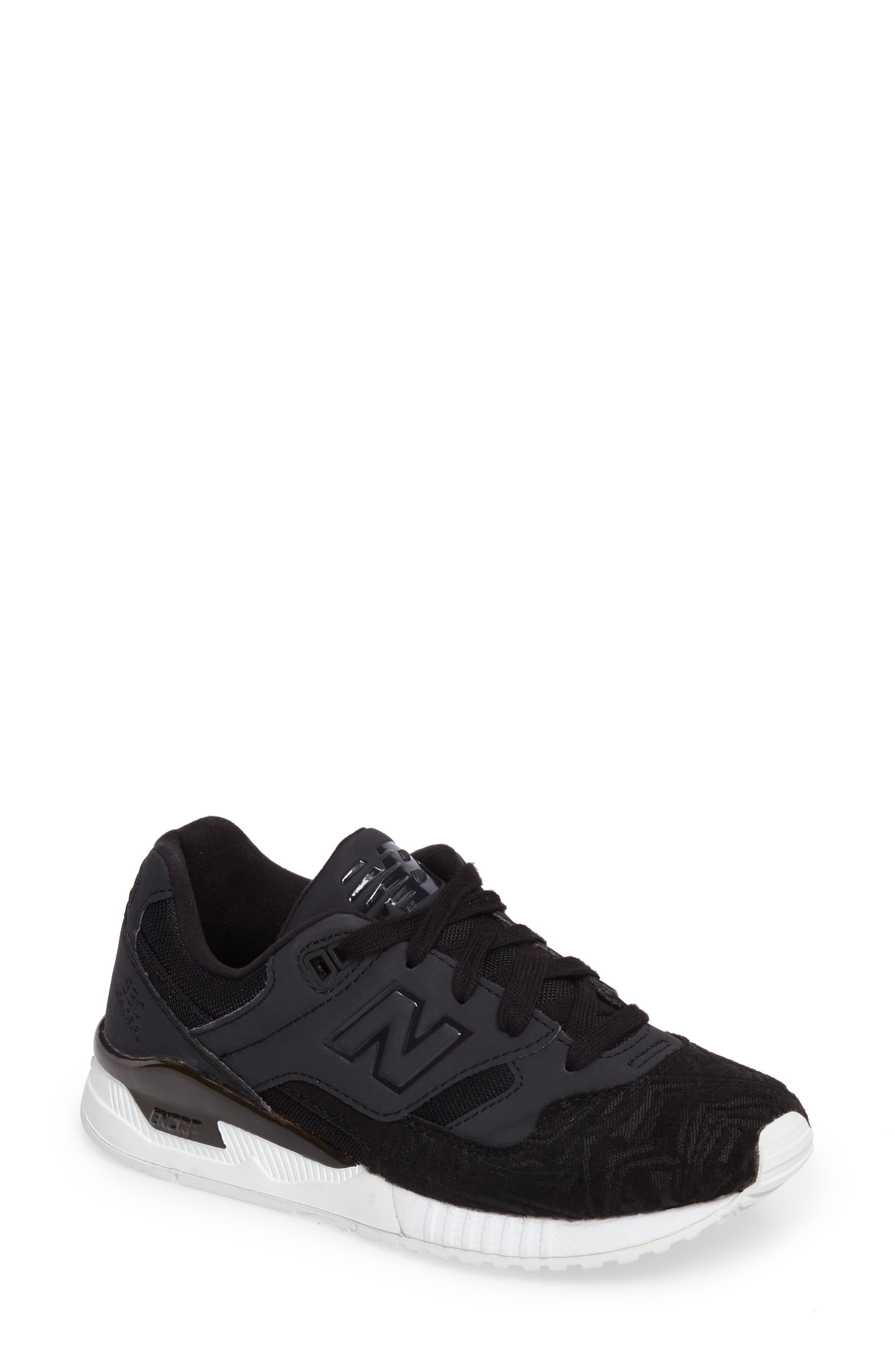 '530' Sneaker,                             Main thumbnail 1, color,                             001