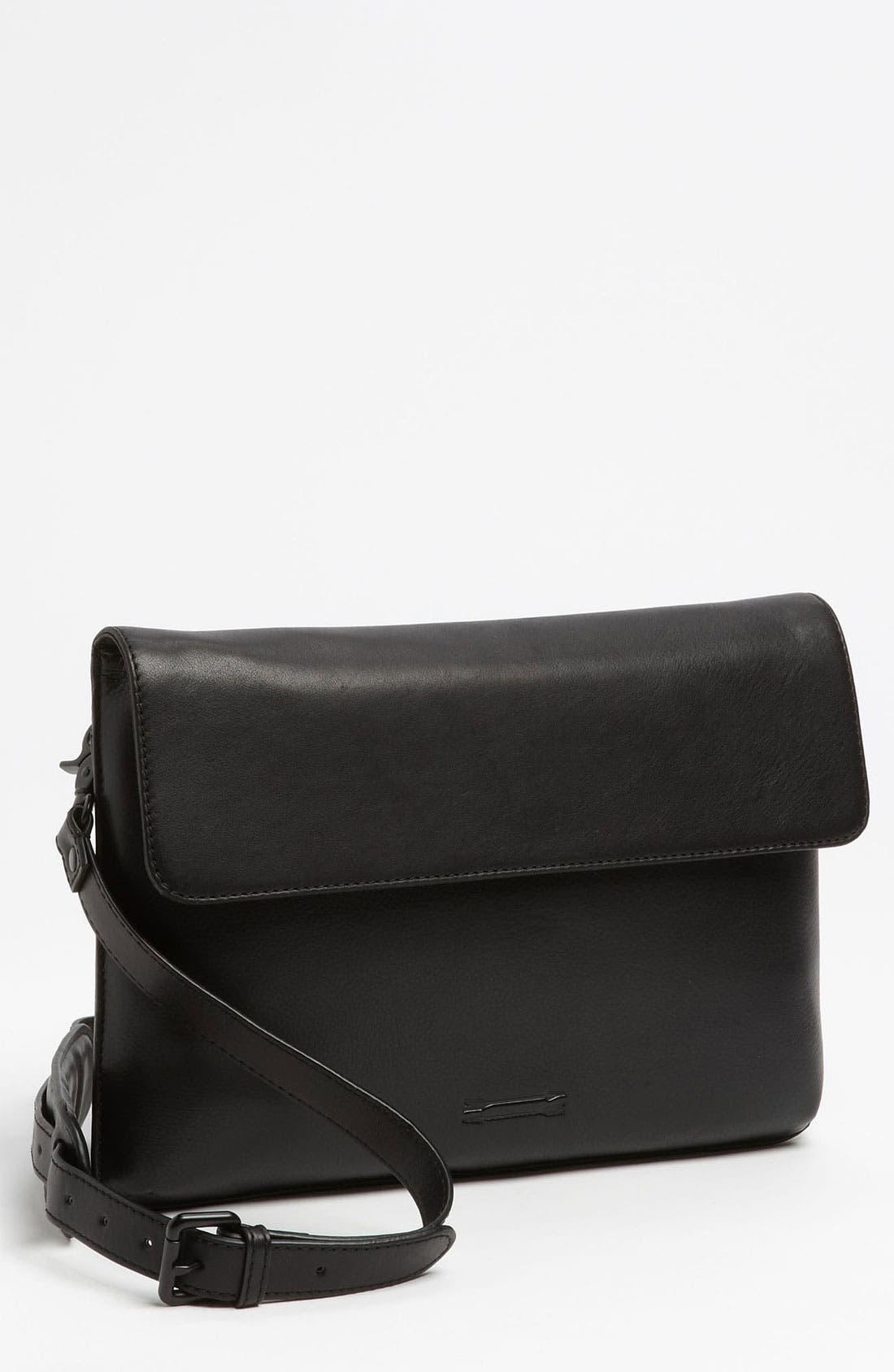 Ben Minkoff 'Mark' Laptop Bag, Main, color, 001
