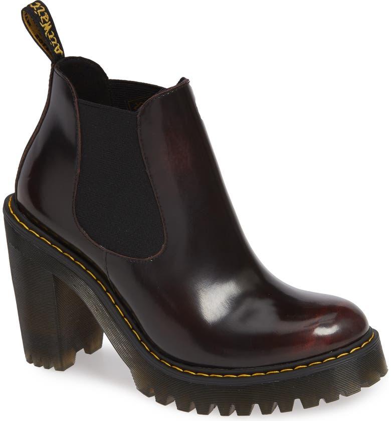 Dr. Martens Hurston Chelsea Boot (Women)  834e91d8b