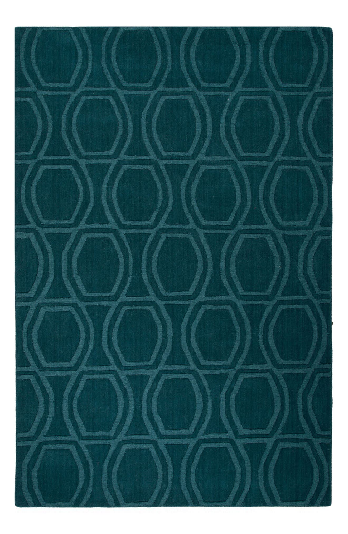 'astor' wool rug,                             Alternate thumbnail 13, color,