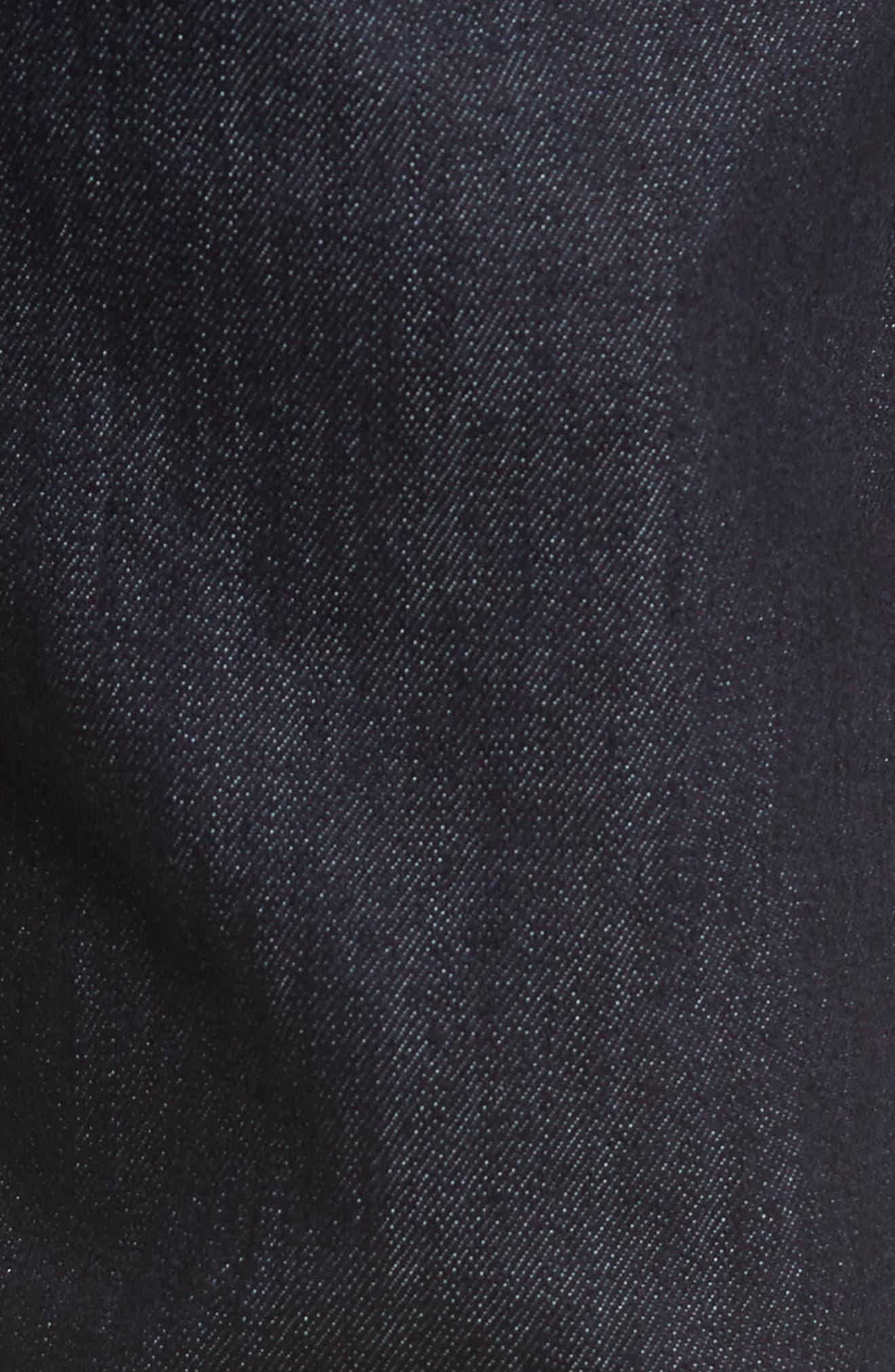 Adrien Slim Fit Jeans,                             Alternate thumbnail 5, color,                             404