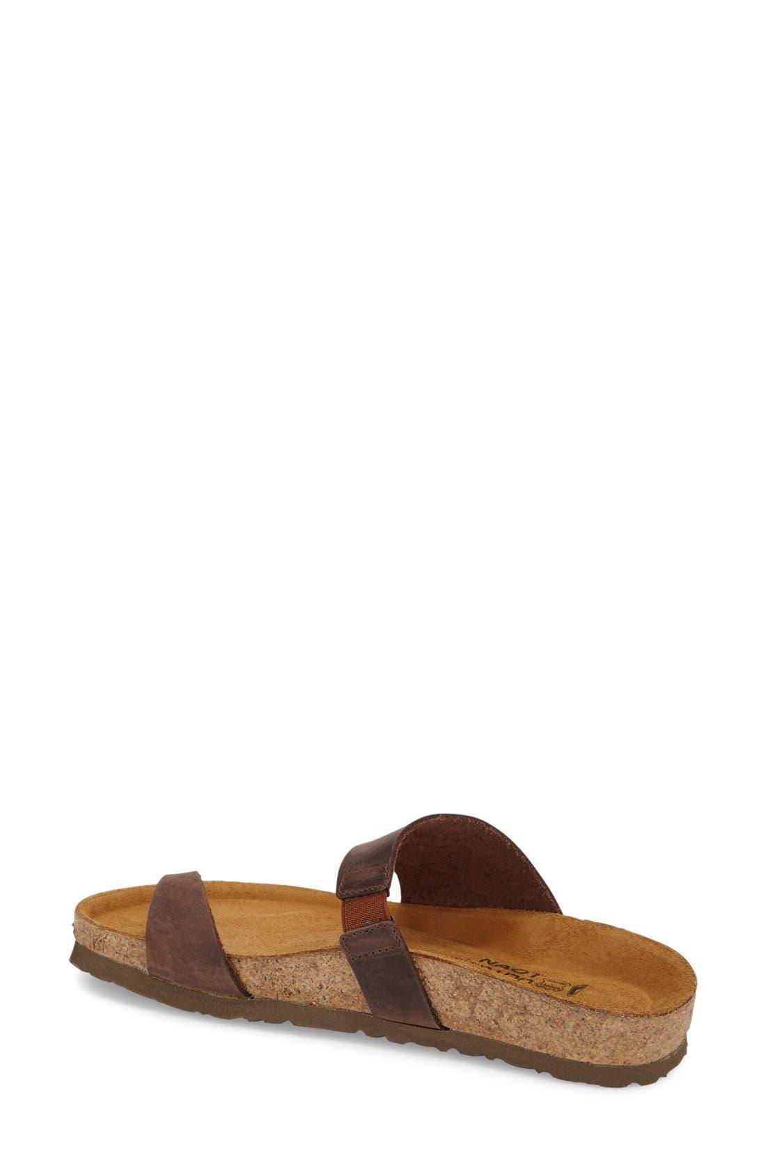 'Santa Fe' Sandal,                             Alternate thumbnail 2, color,                             200