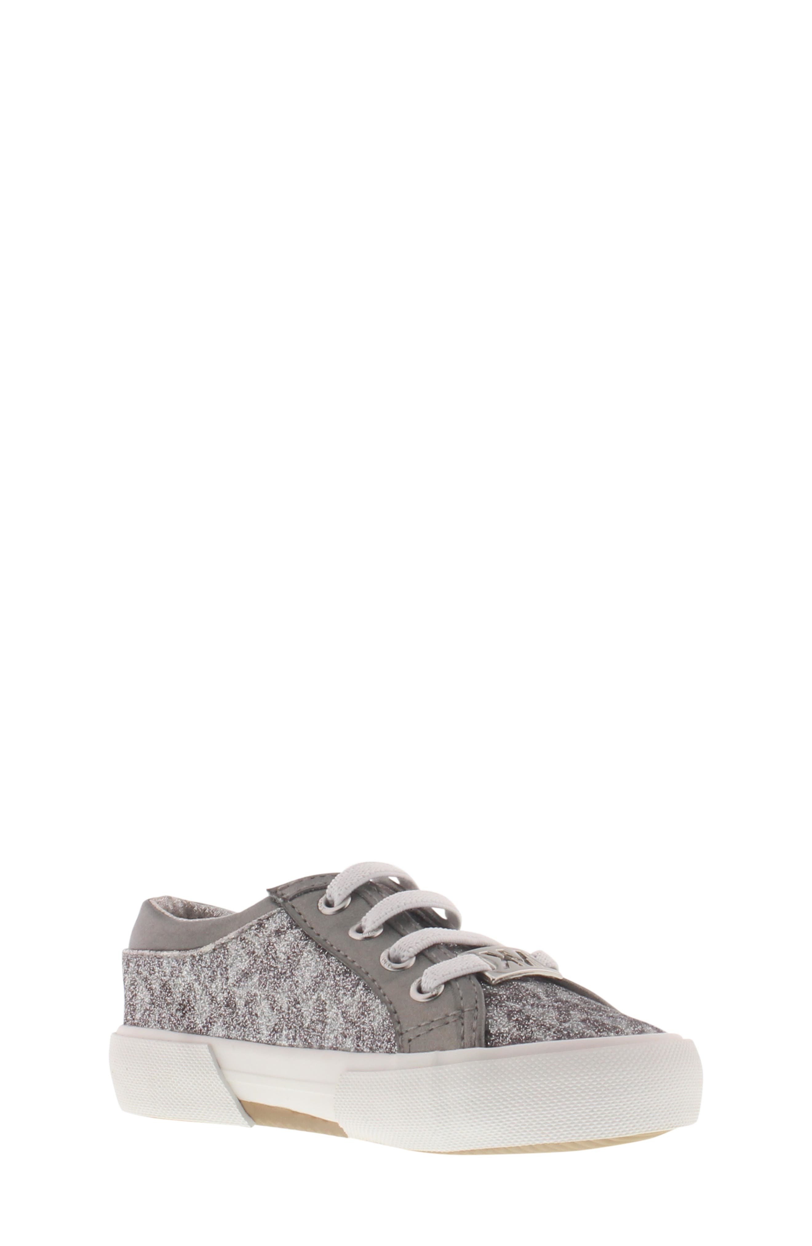 Ima Low Top Sneaker,                         Main,                         color, GUNMETAL/ GUNMETAL