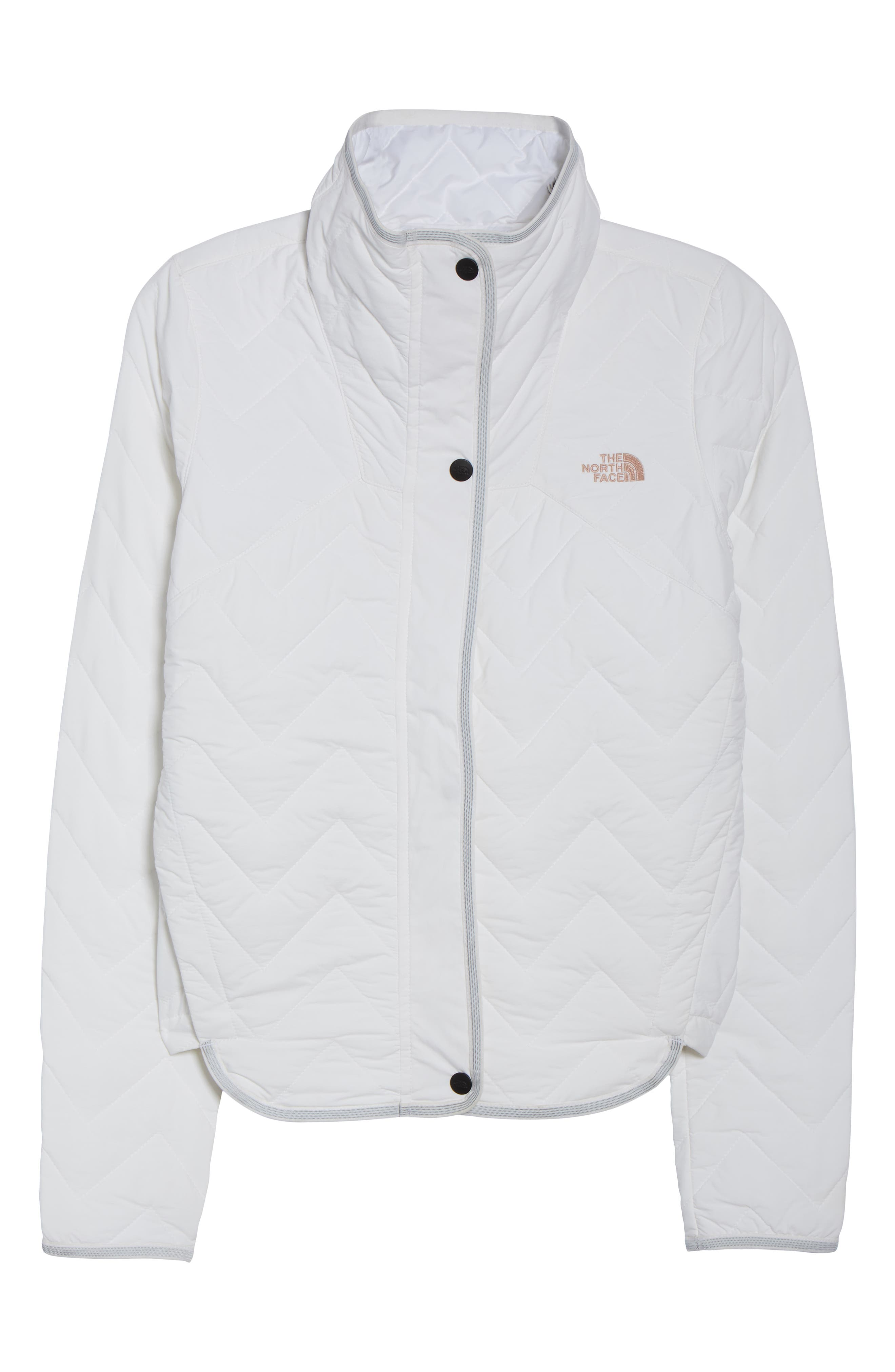 Westborough Insulated Jacket,                             Alternate thumbnail 6, color,                             BRIGHT WHITE