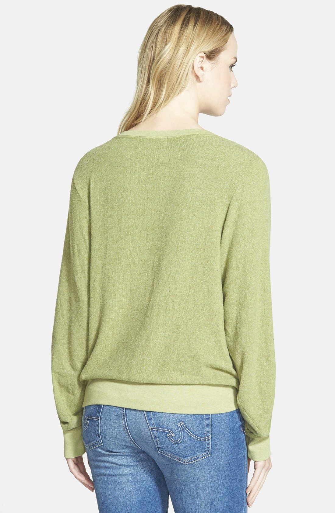 'Baggy Beach Jumper' Pullover,                             Alternate thumbnail 109, color,