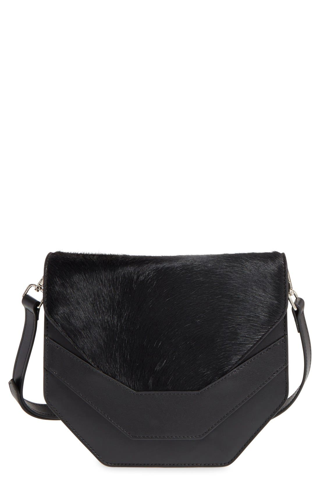 'The Eclipse' Crossbody Bag,                             Main thumbnail 1, color,                             001