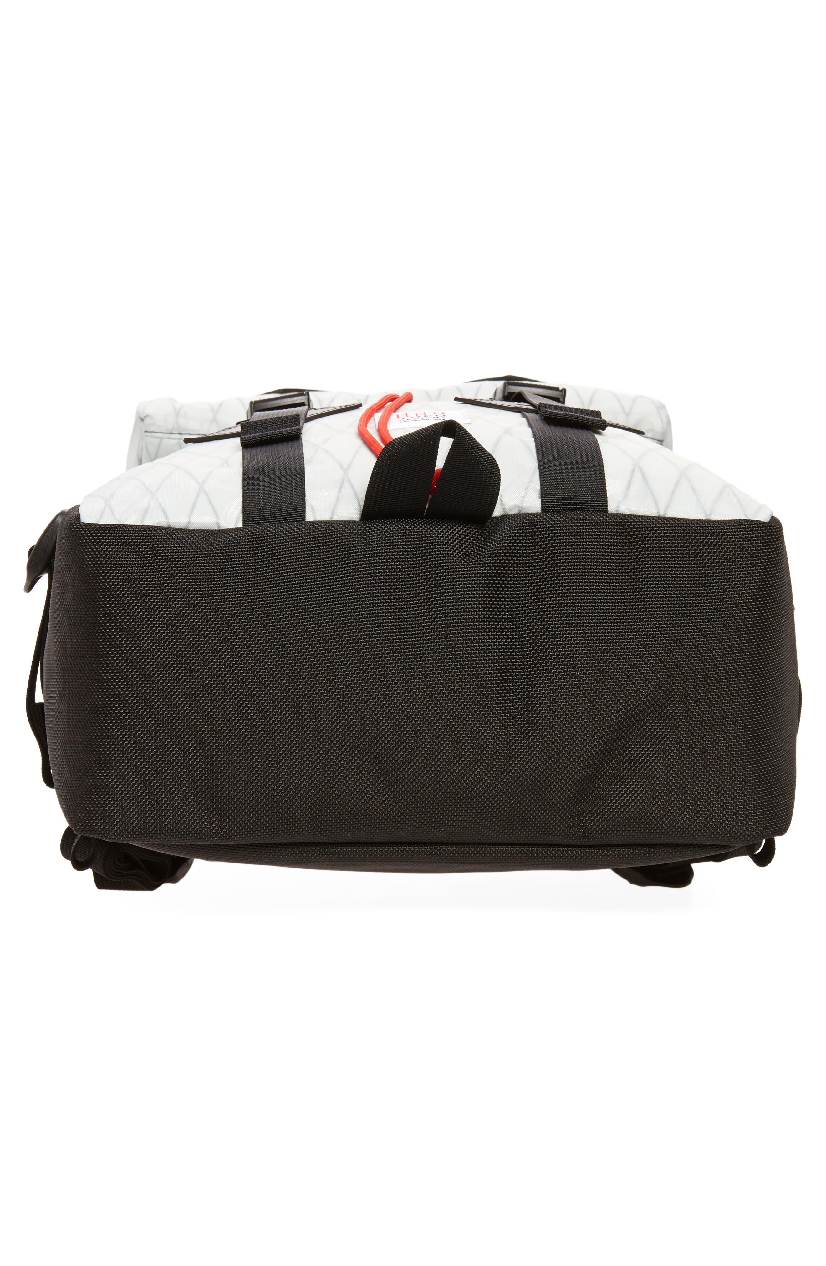 Klettersack Backpack,                             Alternate thumbnail 6, color,                             X-PACK/ BALLISTIC BLACK