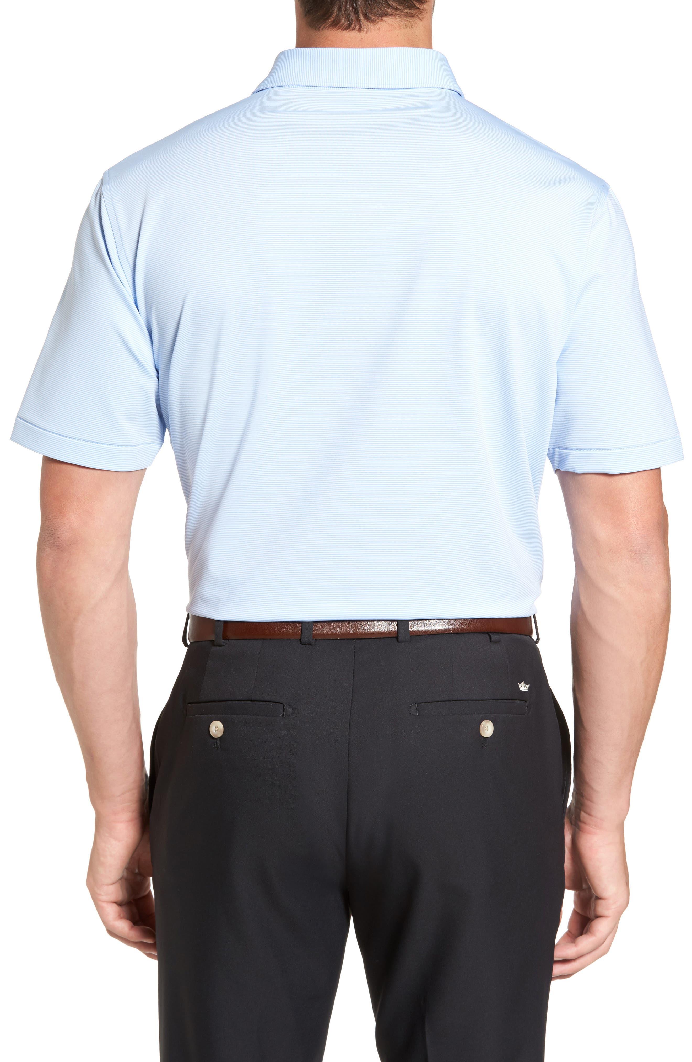 Sean Jubilee Stripe Jersey Polo,                             Alternate thumbnail 10, color,