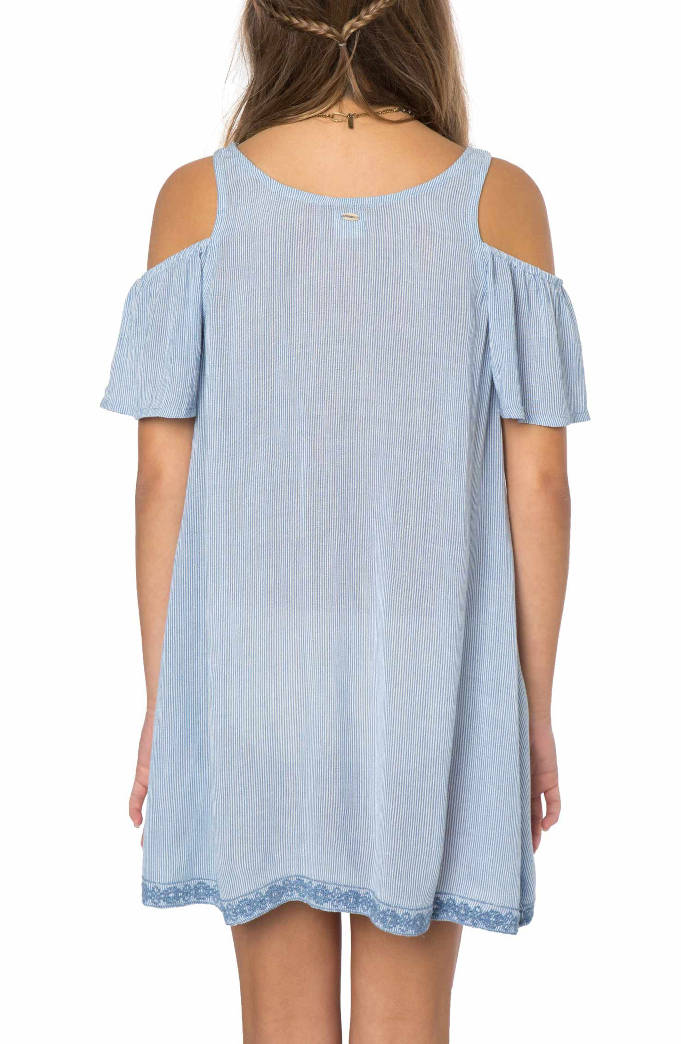 Arie Cold Shoulder Dress,                             Alternate thumbnail 2, color,                             400