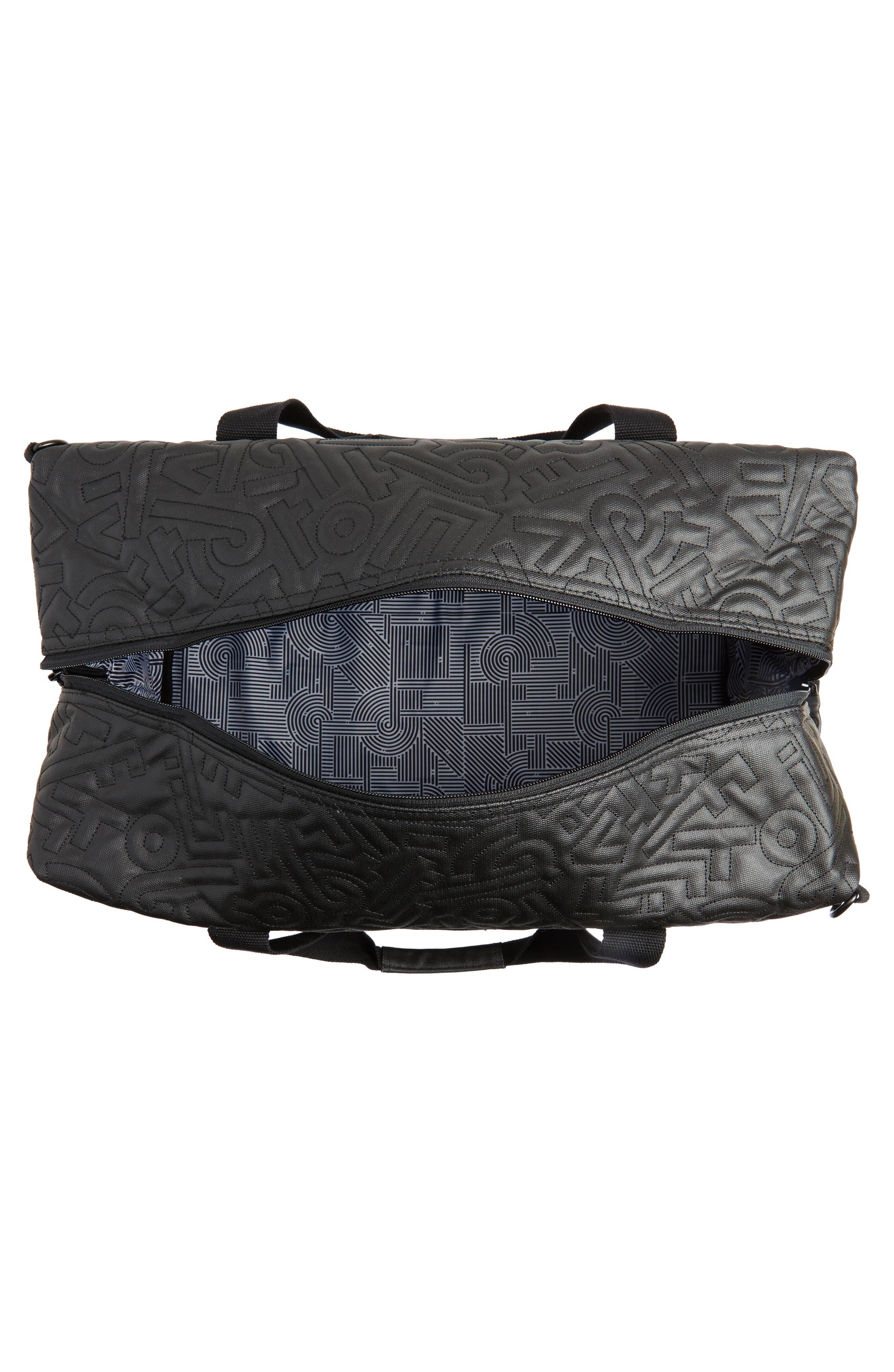 x Aaron De La Cruz Drifter Duffel Bag,                             Alternate thumbnail 4, color,