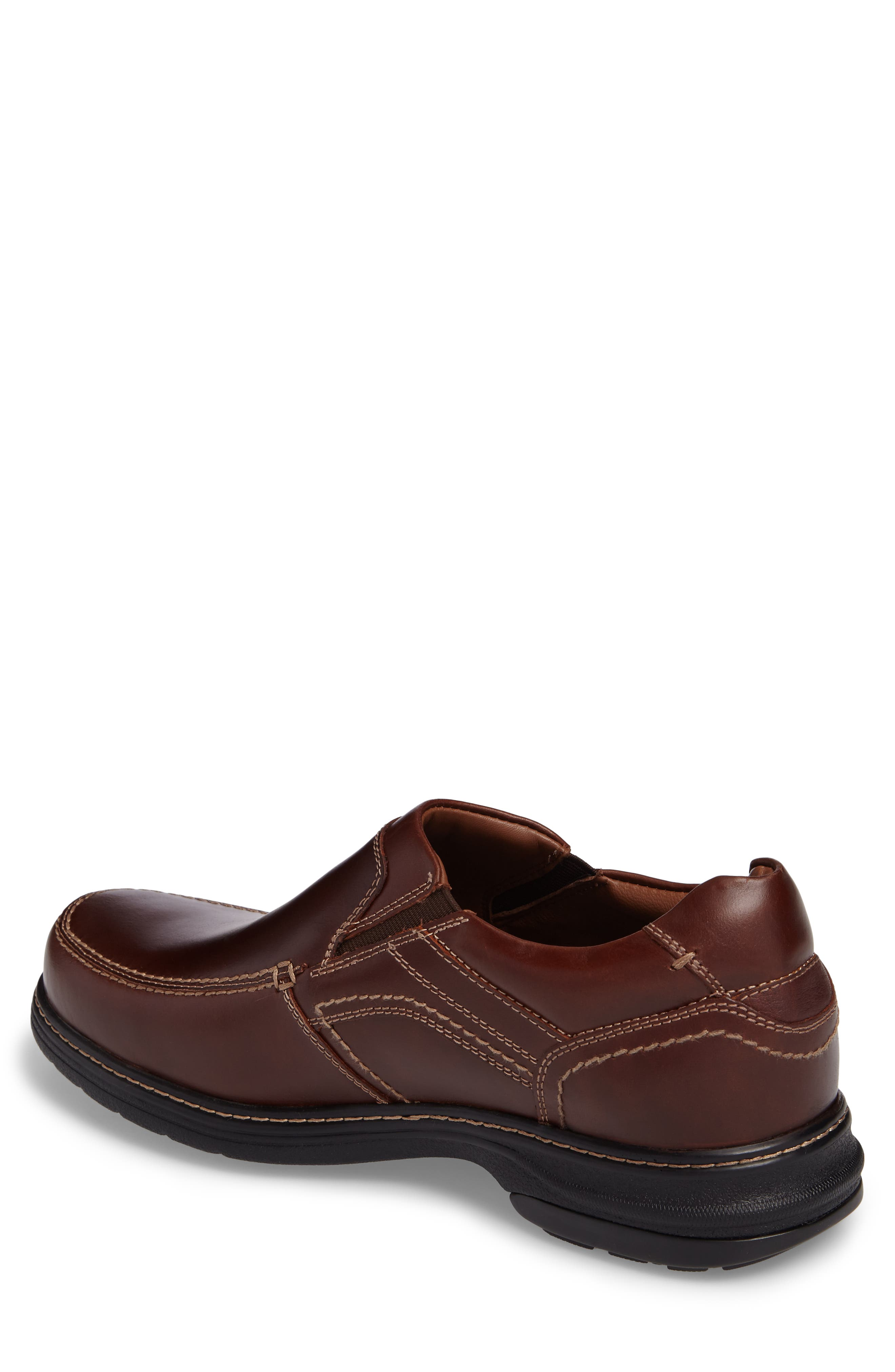 Windham Waterproof Venetian Loafer,                             Alternate thumbnail 2, color,                             MAHOGANY