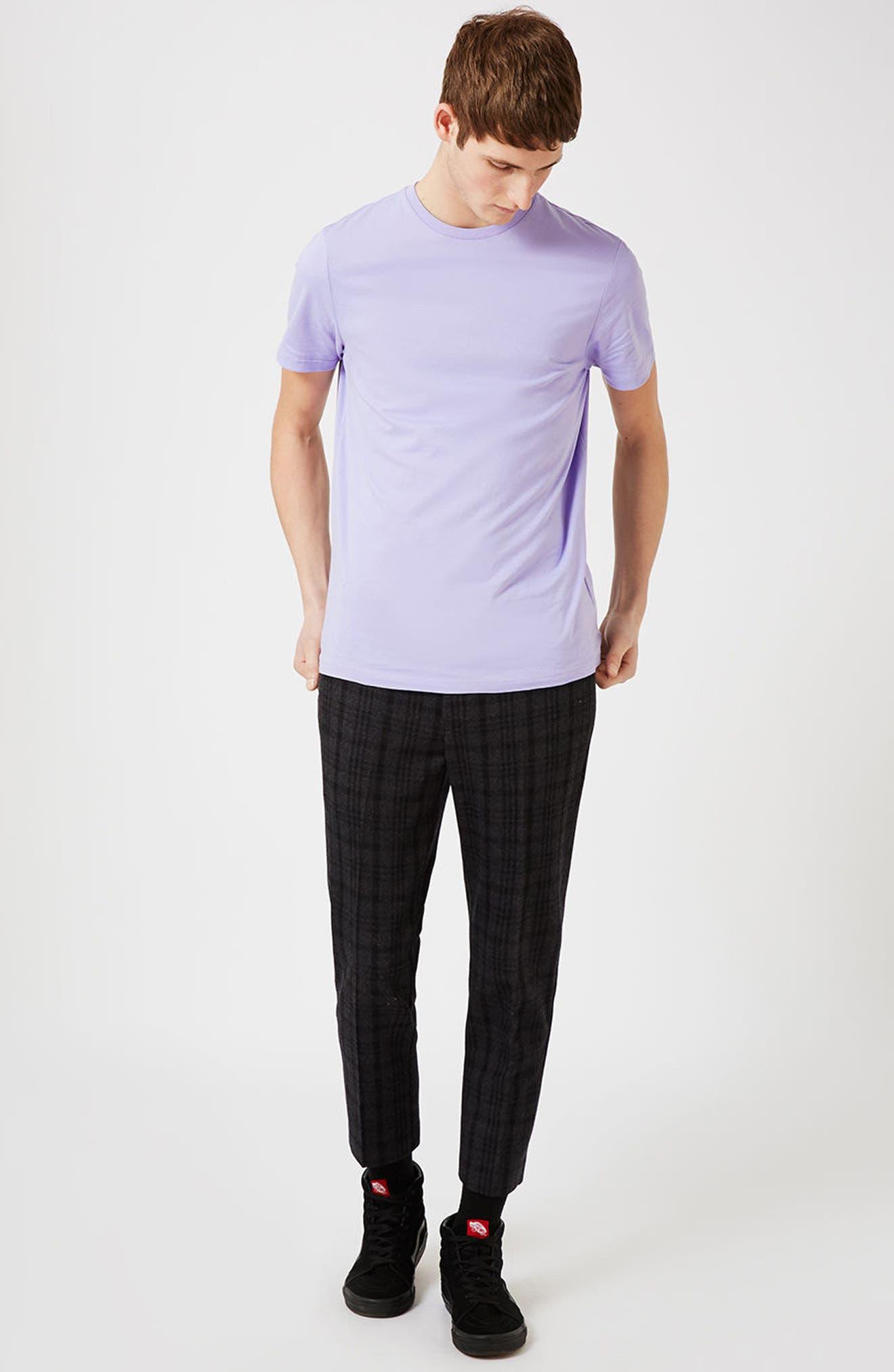 Slim Fit Crewneck T-Shirt,                             Alternate thumbnail 360, color,
