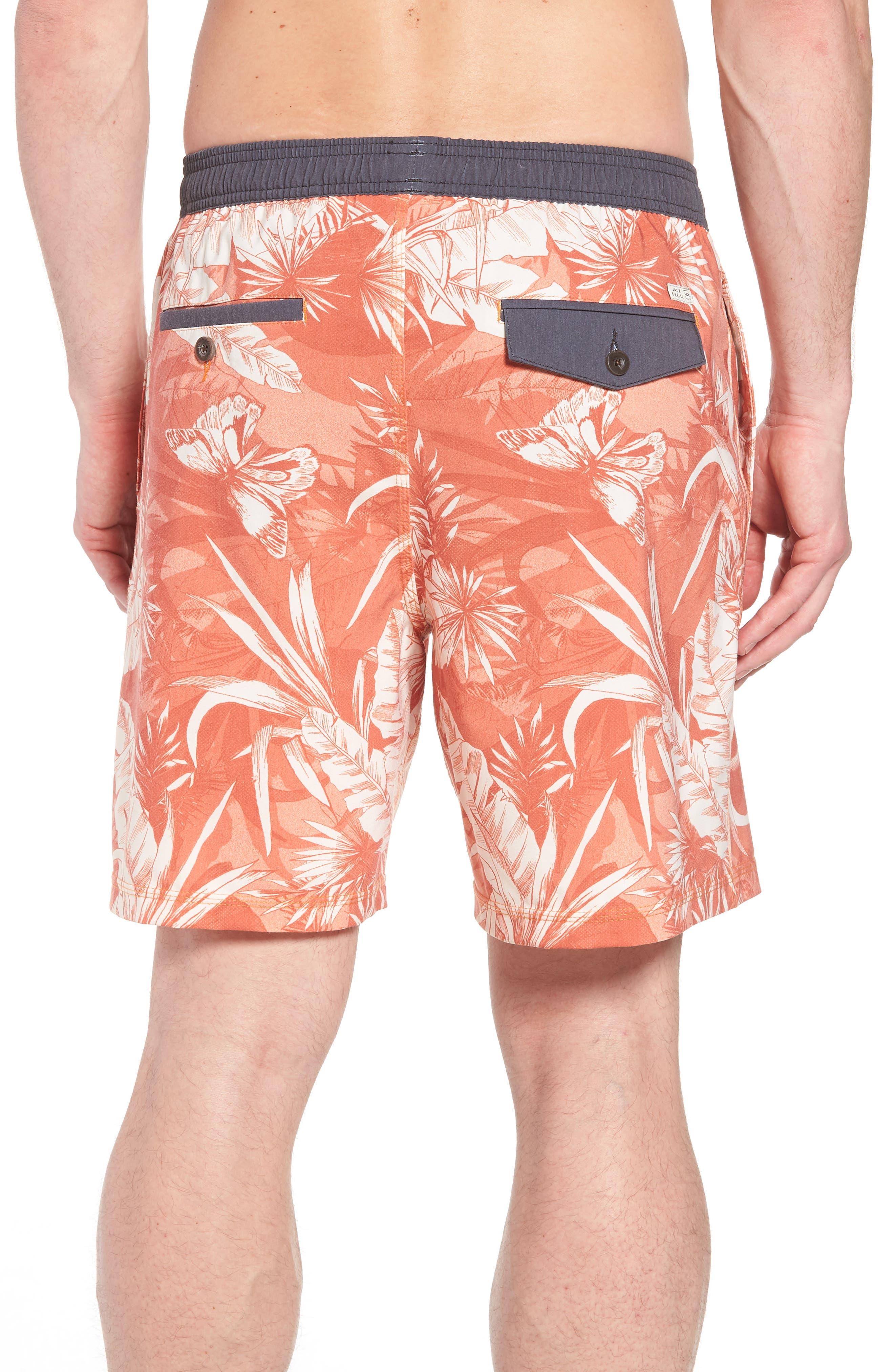 Sunset Board Shorts,                             Alternate thumbnail 2, color,                             214