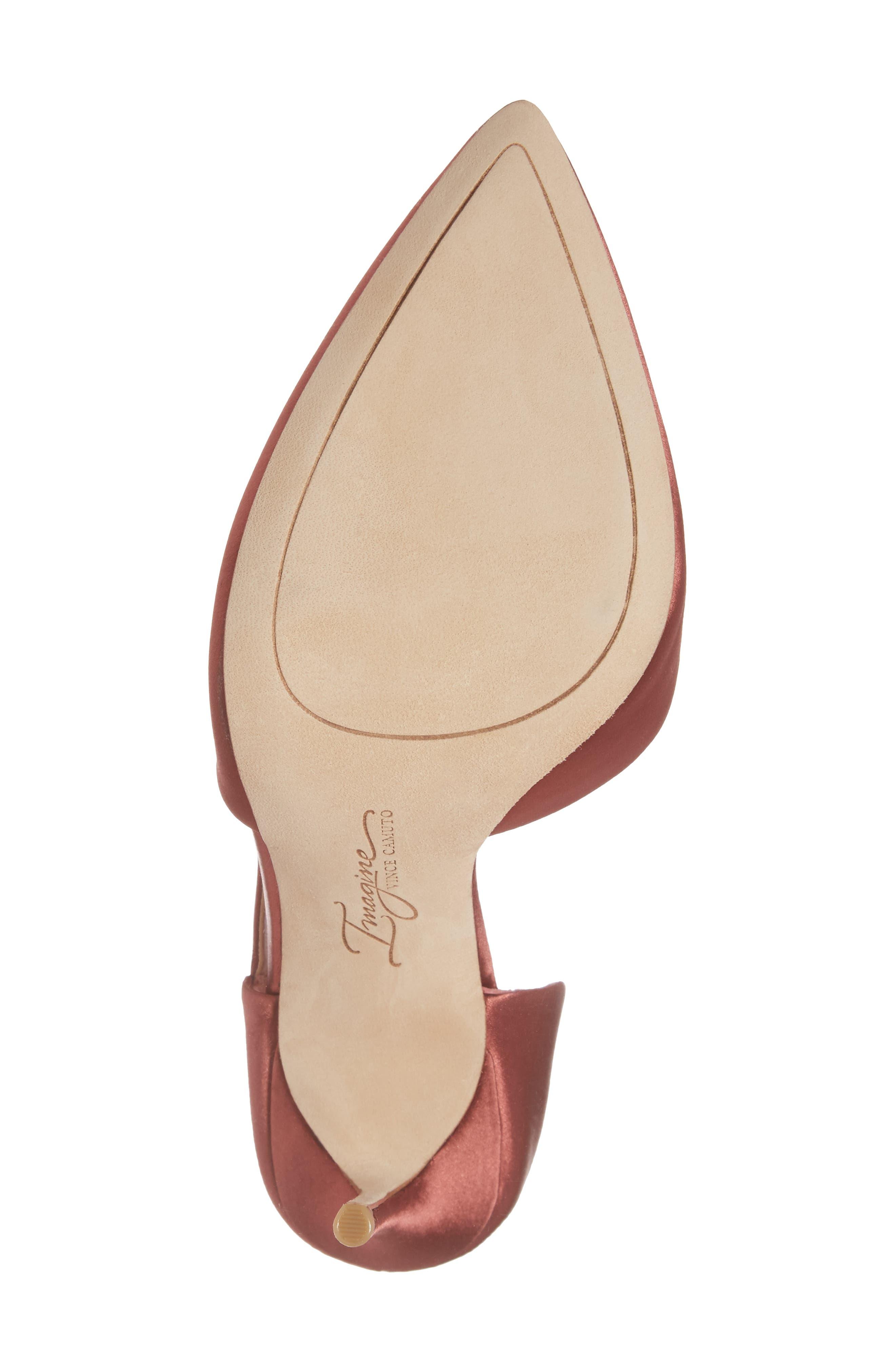 Oya Asymmetrical Pointy Toe Pump,                             Alternate thumbnail 72, color,