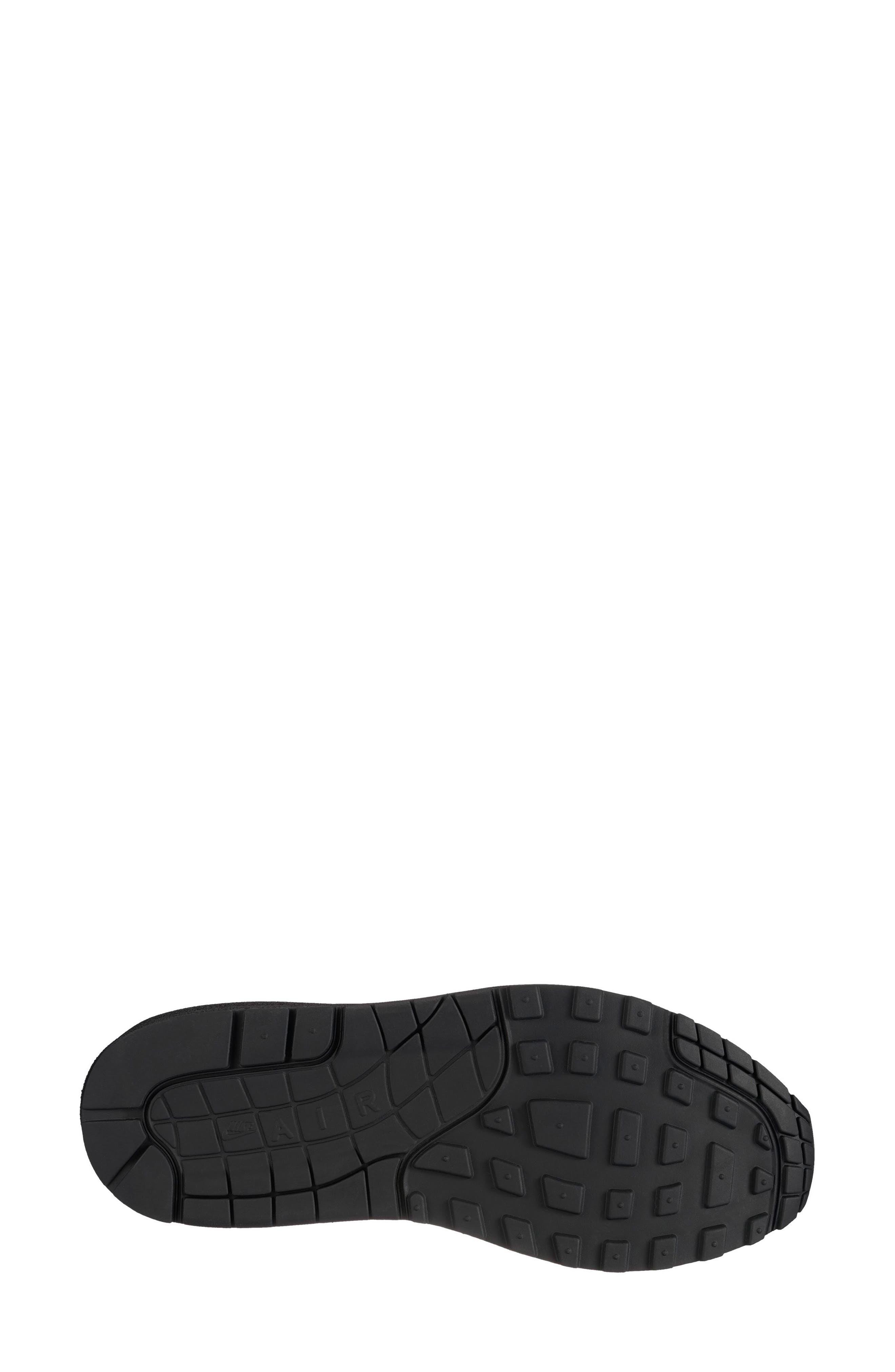 Air Max 1 Premium SC Sneaker,                             Alternate thumbnail 8, color,                             001