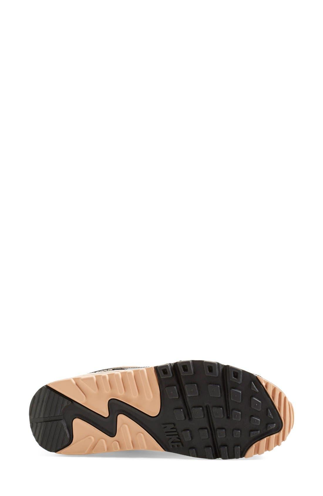 'Air Max 90' Sneaker,                             Alternate thumbnail 3, color,                             020