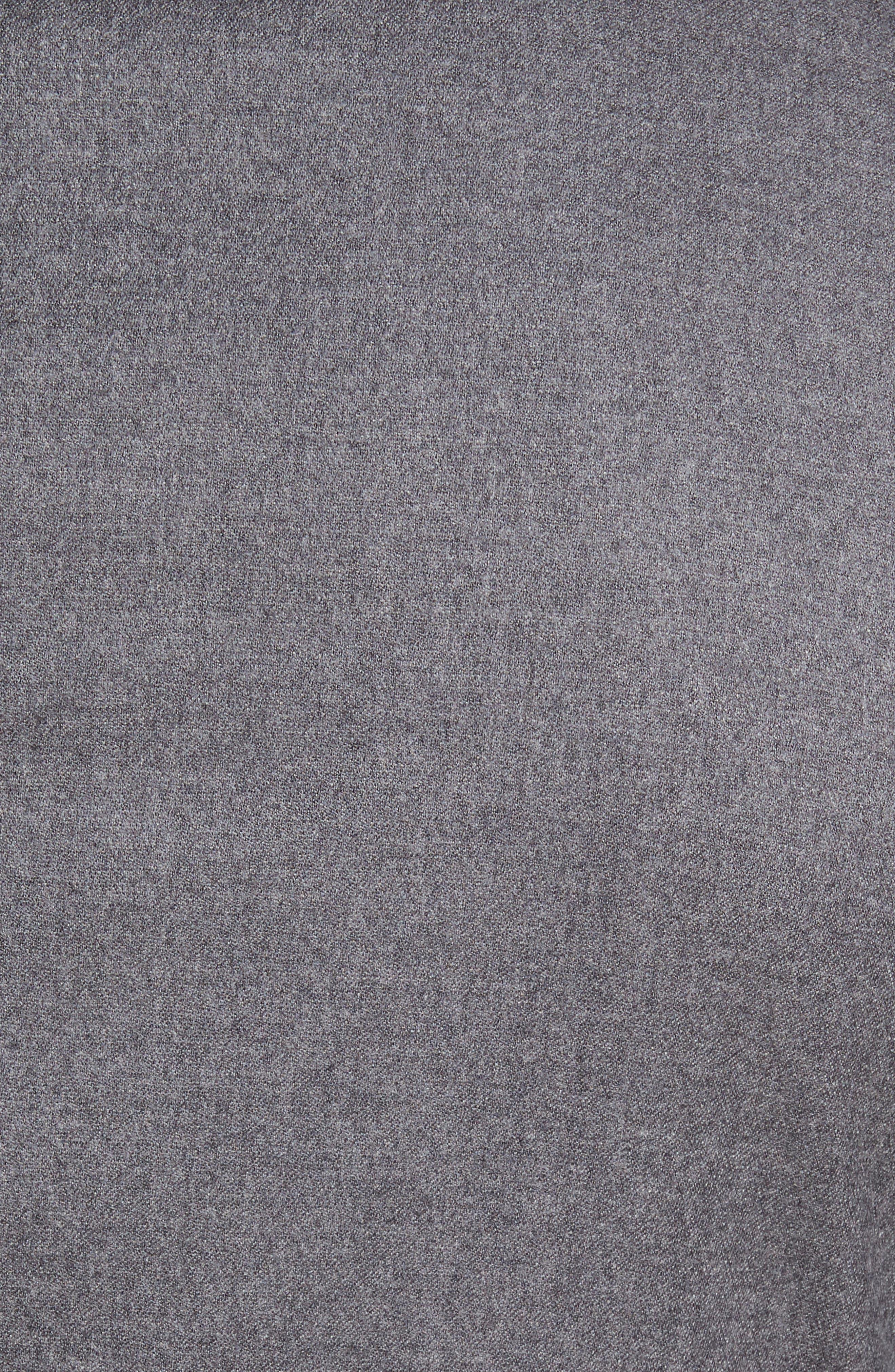 Sutton Trim Fit Stretch Wool Blazer,                             Alternate thumbnail 6, color,                             050