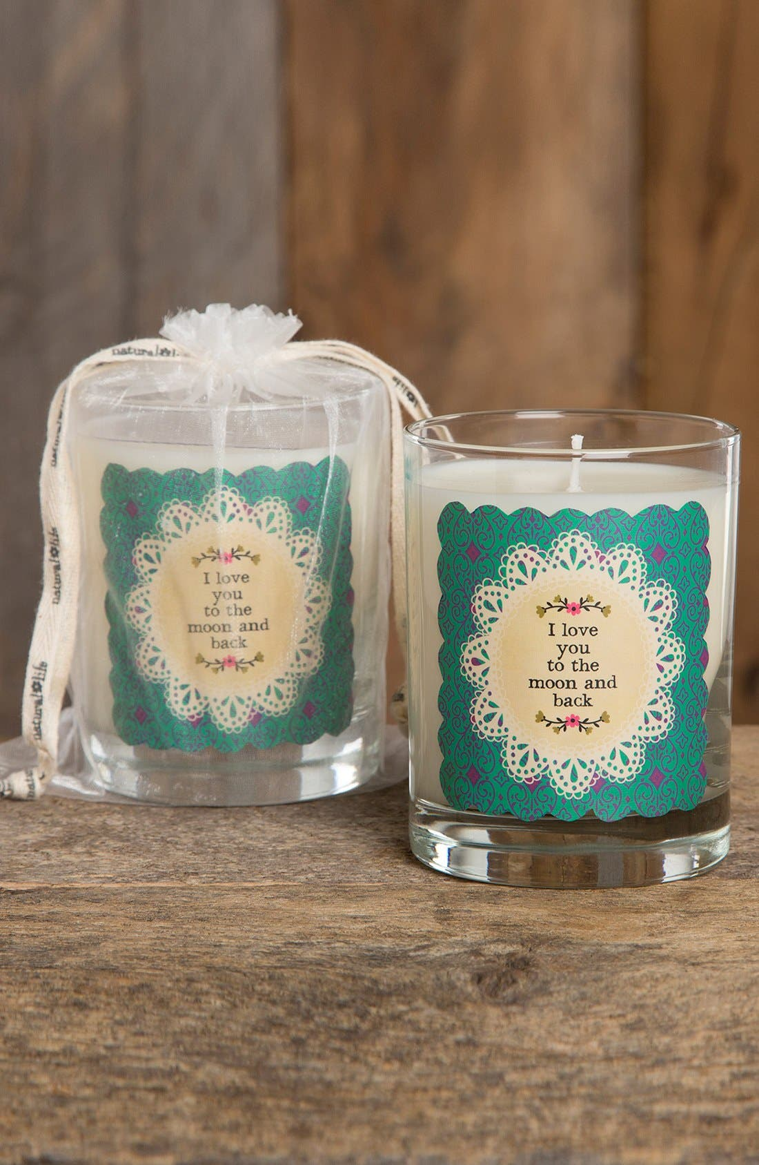 'Love You to the Moon and Back' Candle,                             Alternate thumbnail 2, color,                             400
