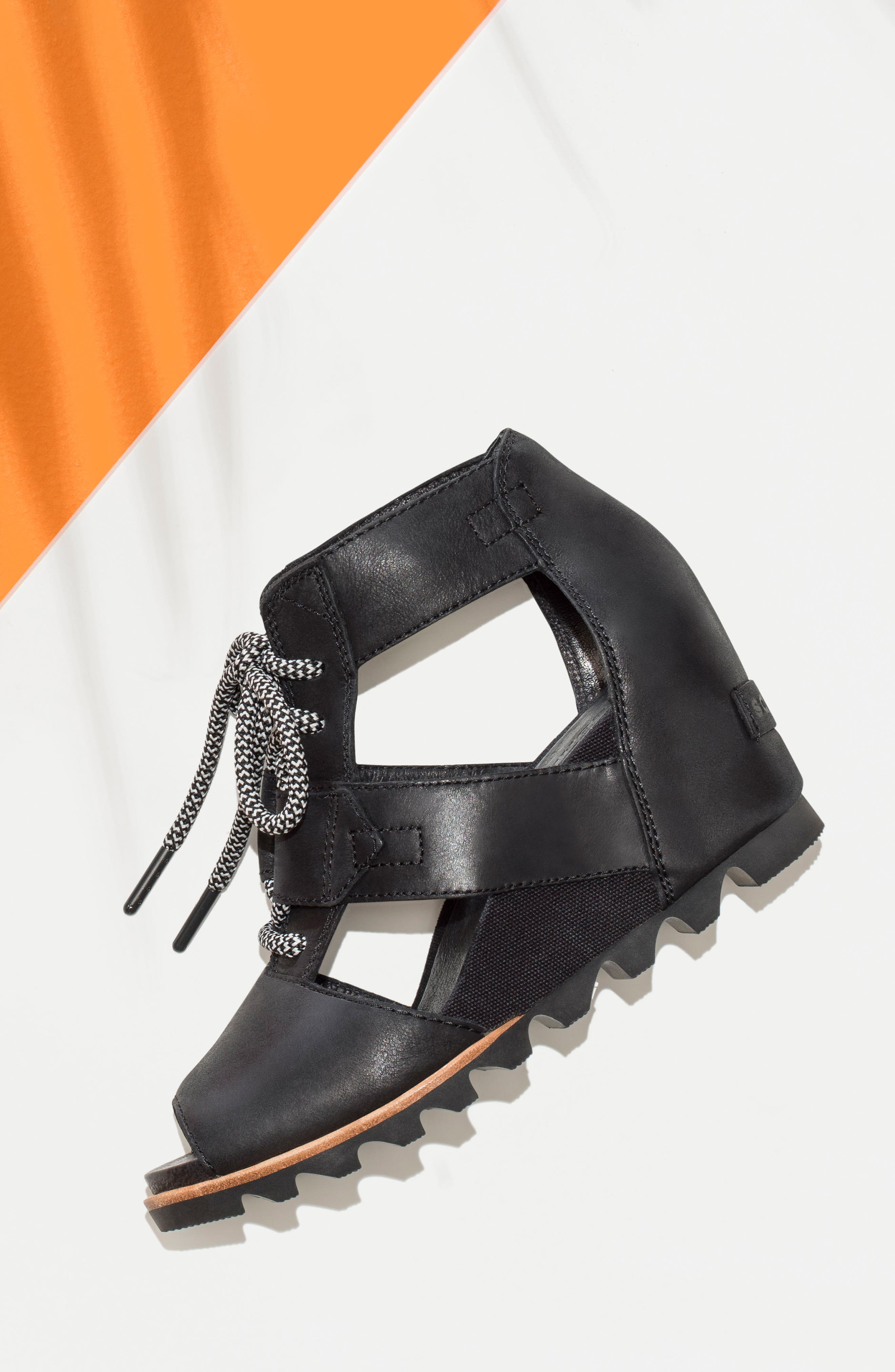 'Joanie' Cage Sandal,                             Alternate thumbnail 31, color,