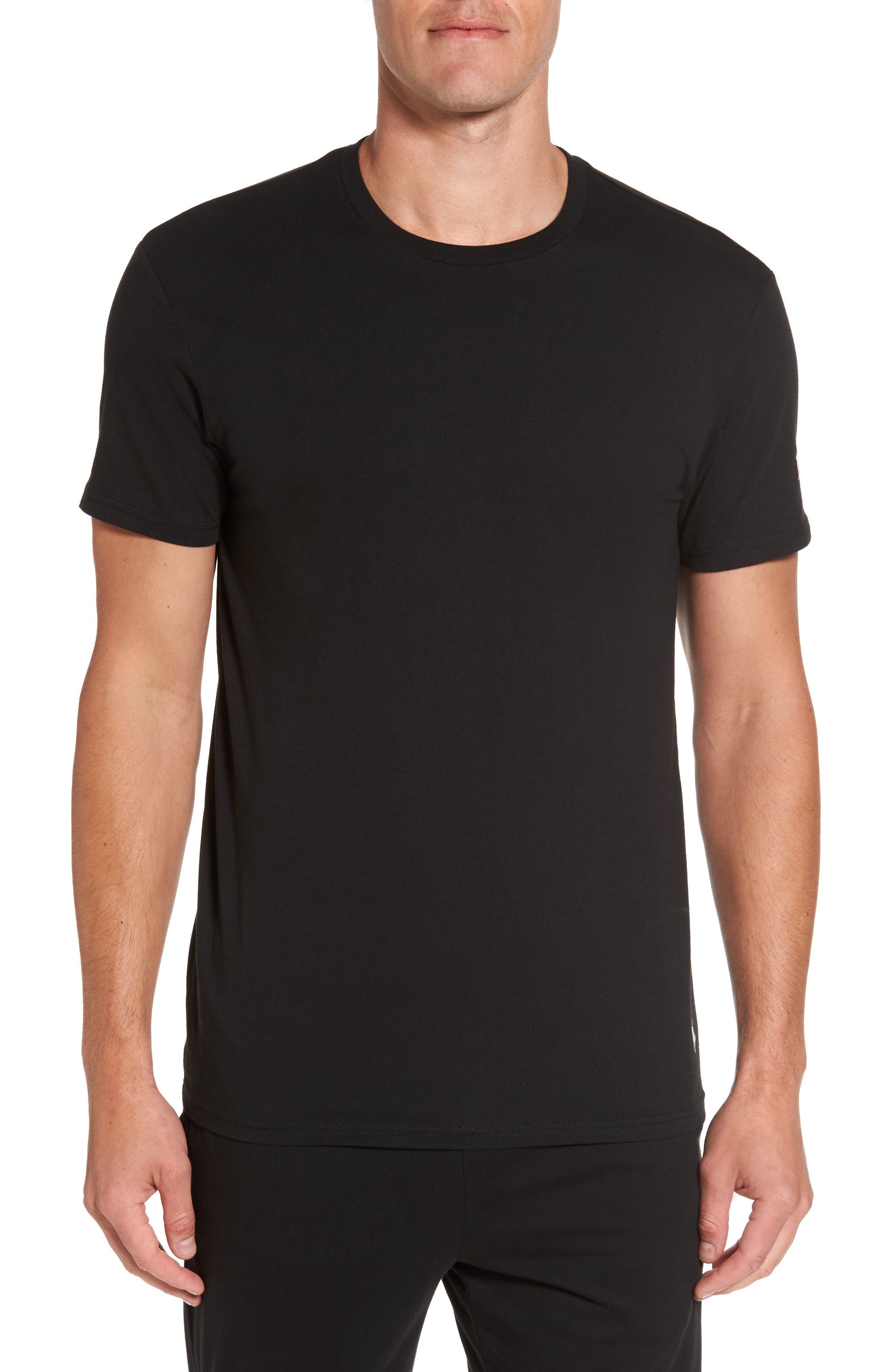 Crewneck T-Shirt,                         Main,                         color, 013