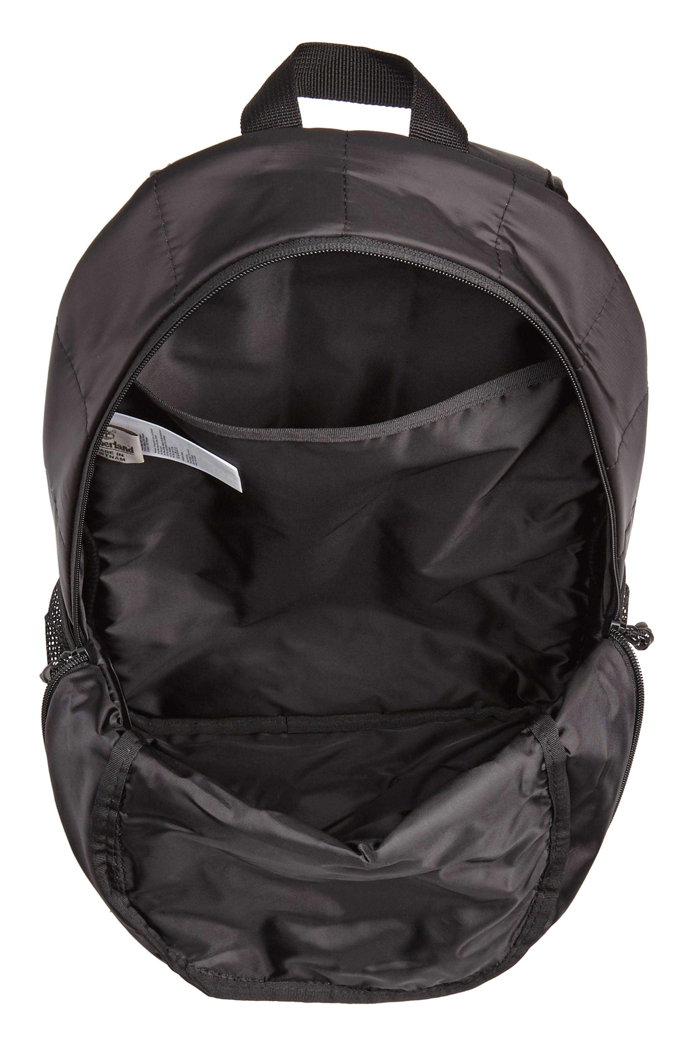 Classic Backpack,                             Alternate thumbnail 4, color,                             BLACK