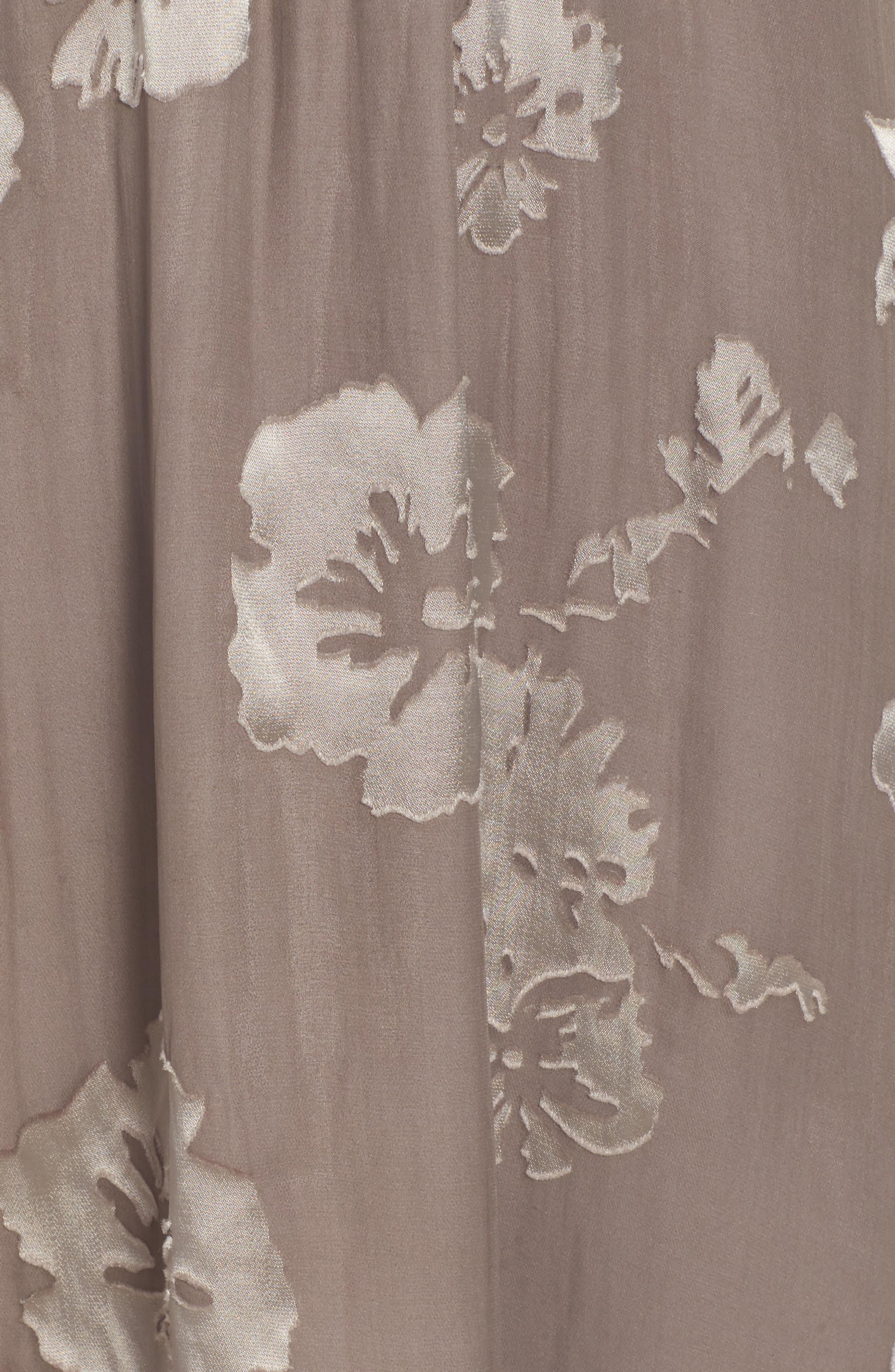 Mabeline Fit & Flare Dress,                             Alternate thumbnail 5, color,                             500