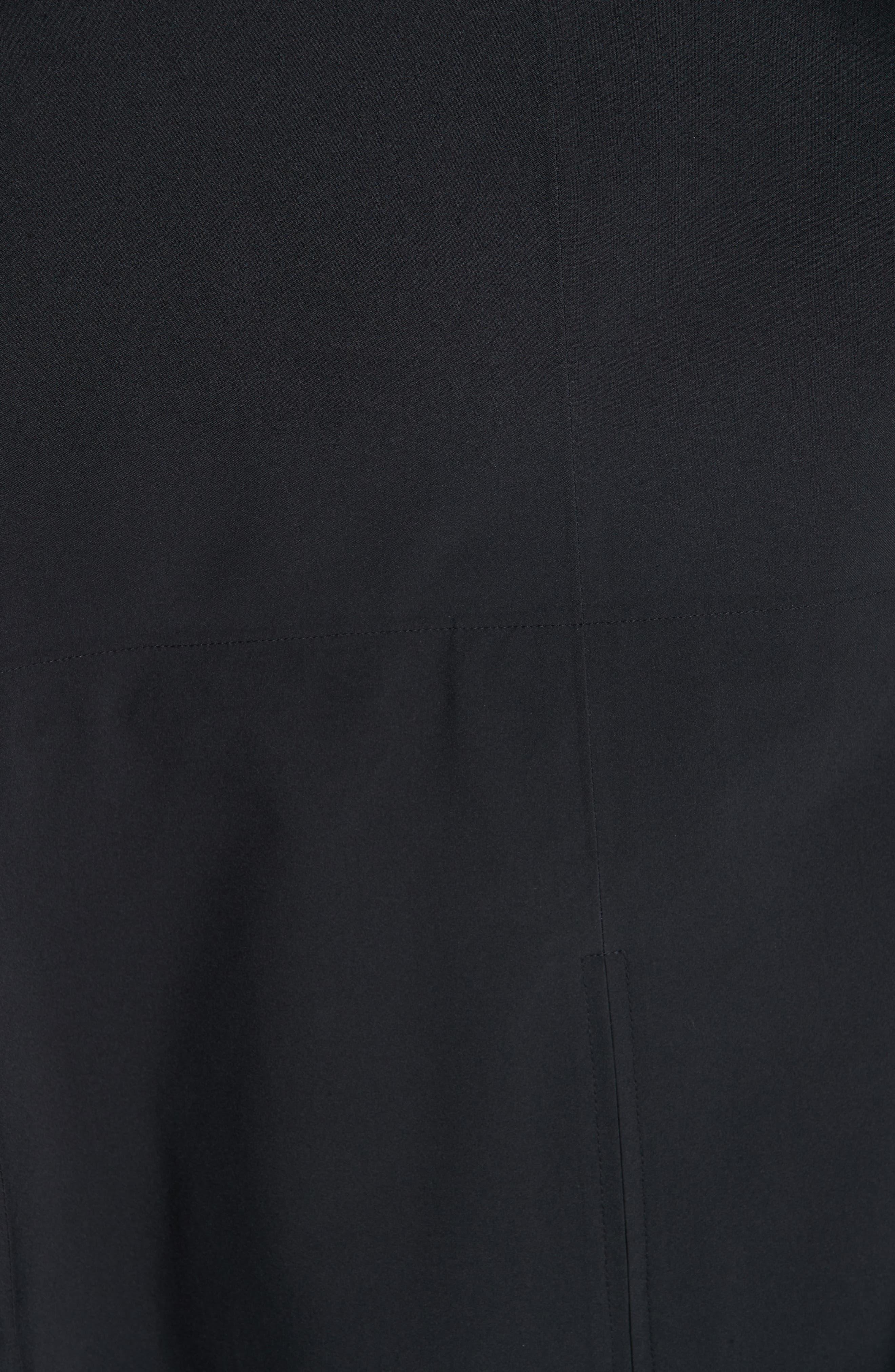 Z Zenga Trim Fit 3-in-1 Jacket,                             Alternate thumbnail 7, color,                             BLACK