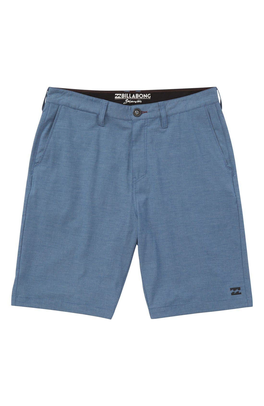 Crossfire X Submersible Hybrid Shorts,                             Main thumbnail 9, color,