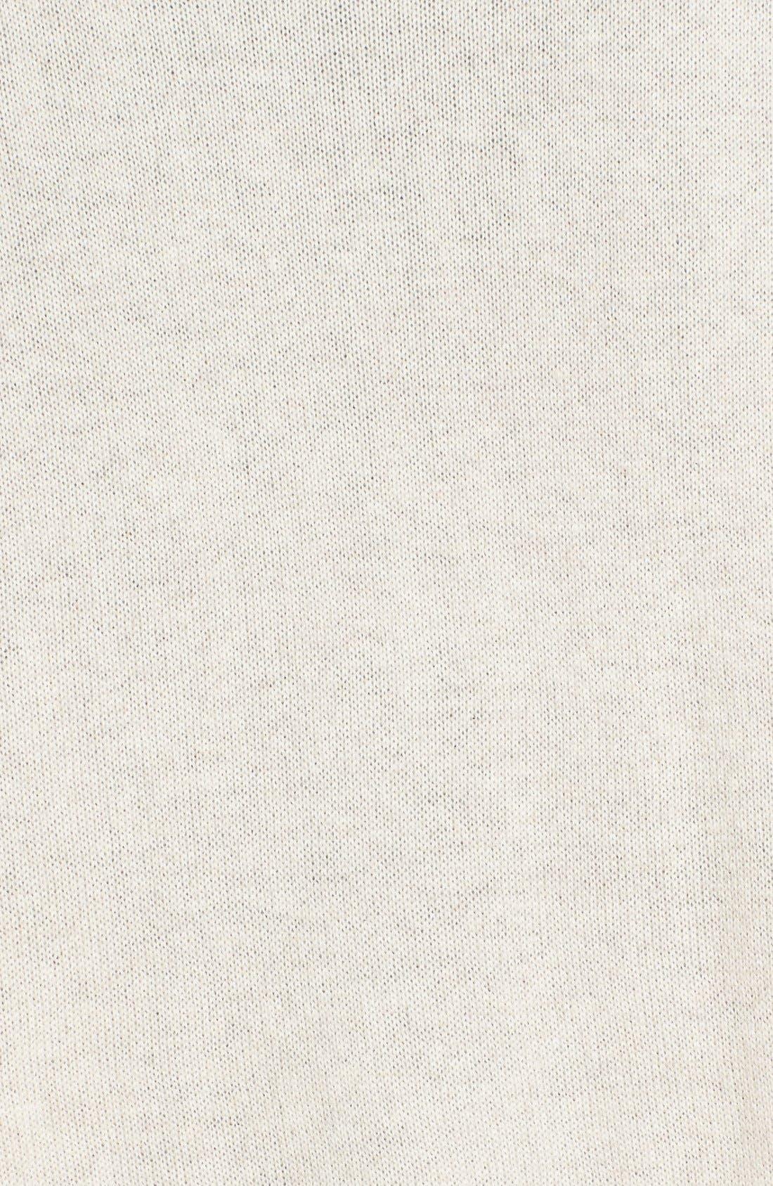 Wool & Cashmere Drape Front Sweater Vest,                             Alternate thumbnail 37, color,