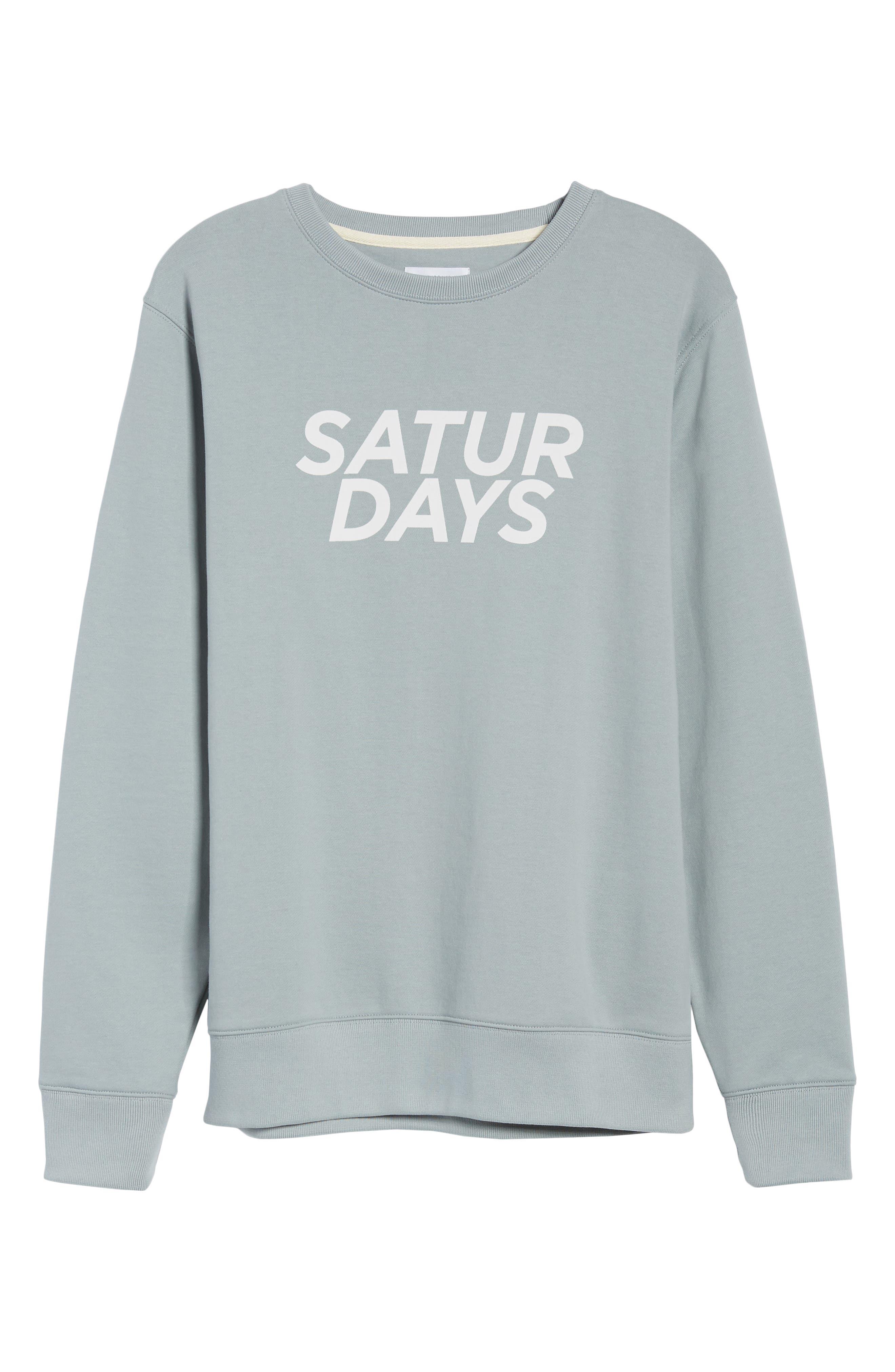 Bowery Gothic Sweatshirt,                             Alternate thumbnail 6, color,                             455