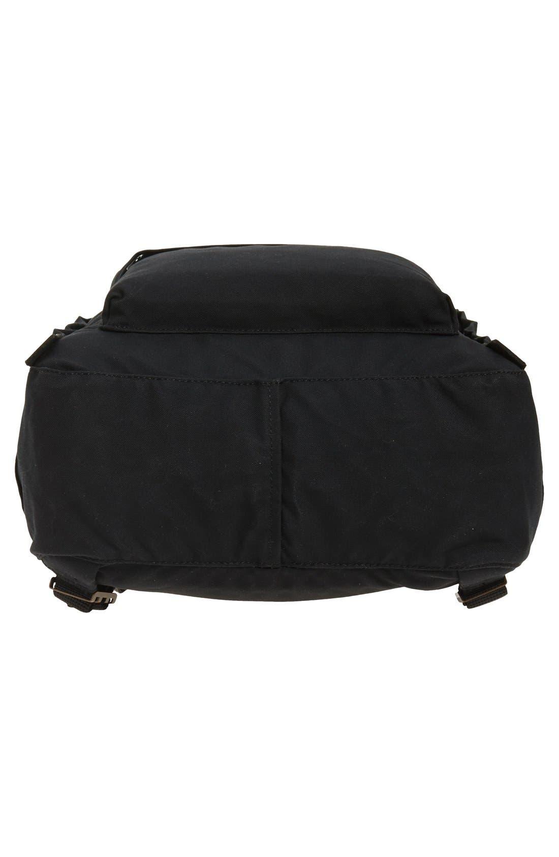 'Kånken No. 2' Water Resistant Backpack,                             Alternate thumbnail 4, color,                             BLACK