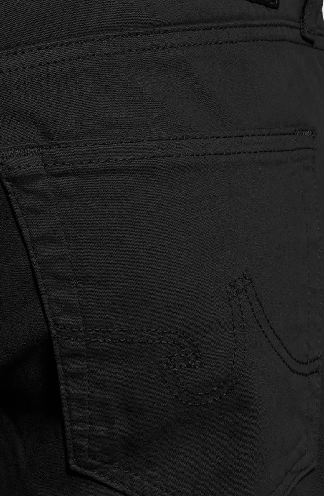AG,                             'Protégé SUD' Straight Leg Pants,                             Alternate thumbnail 2, color,                             010