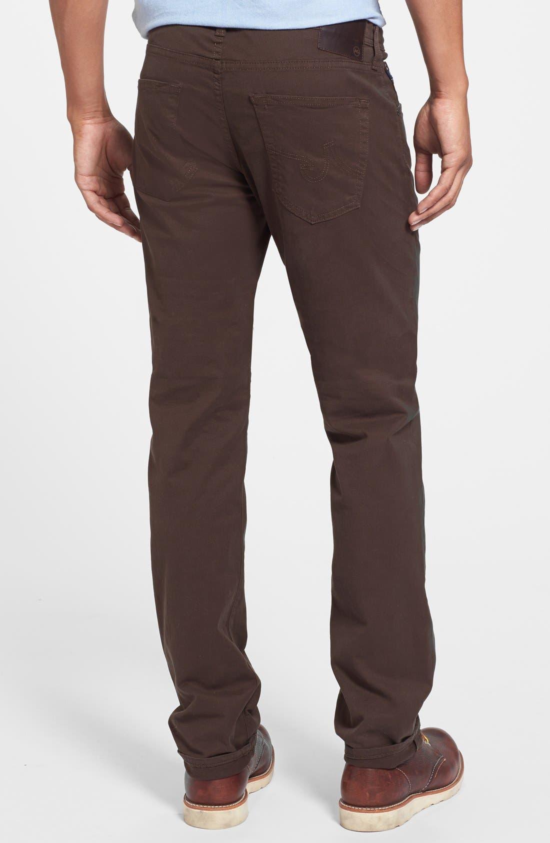 'Matchbox BES' Slim Fit Pants,                             Alternate thumbnail 106, color,
