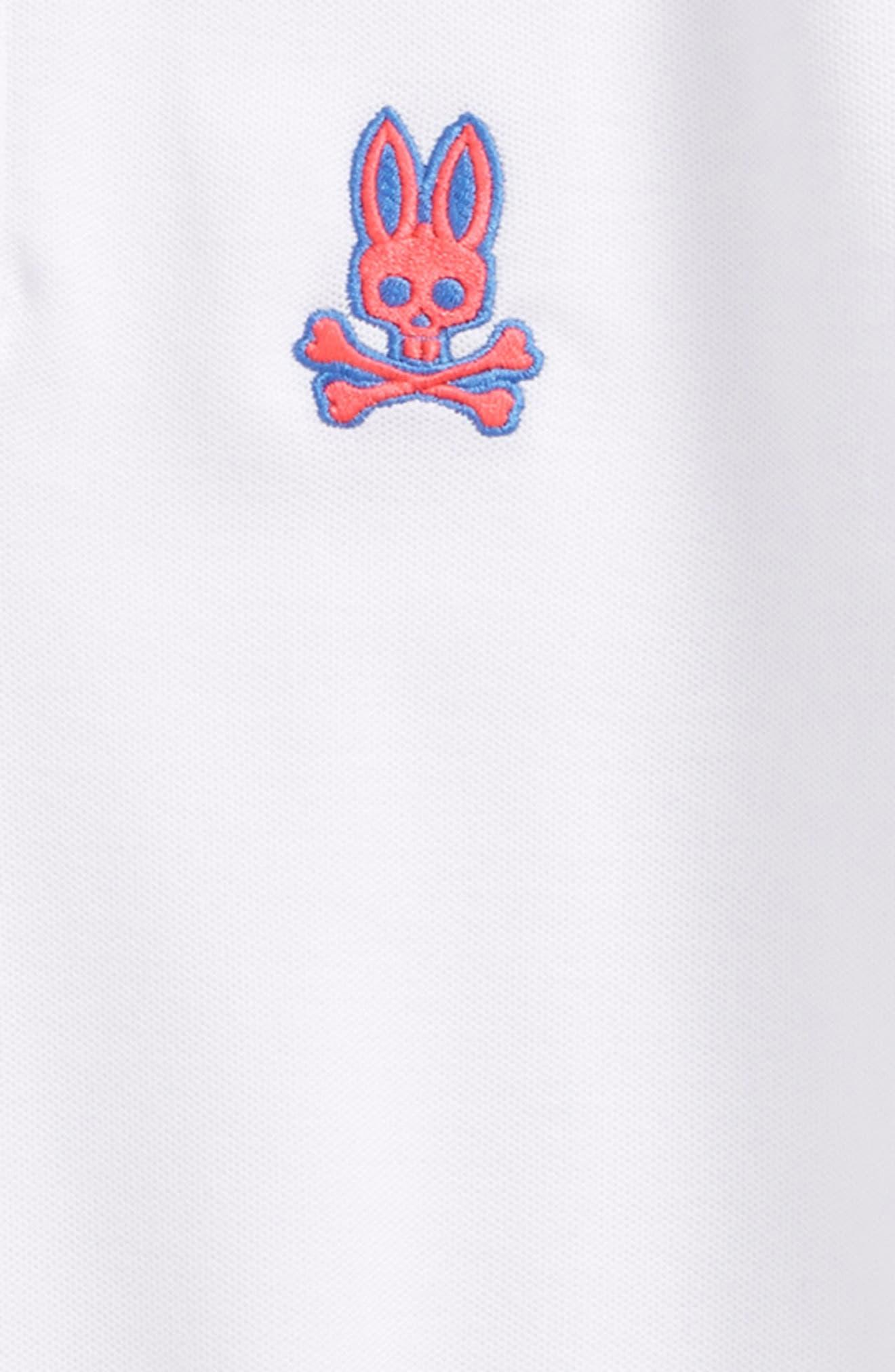 Neon Piqué Pima Cotton Polo,                             Alternate thumbnail 16, color,