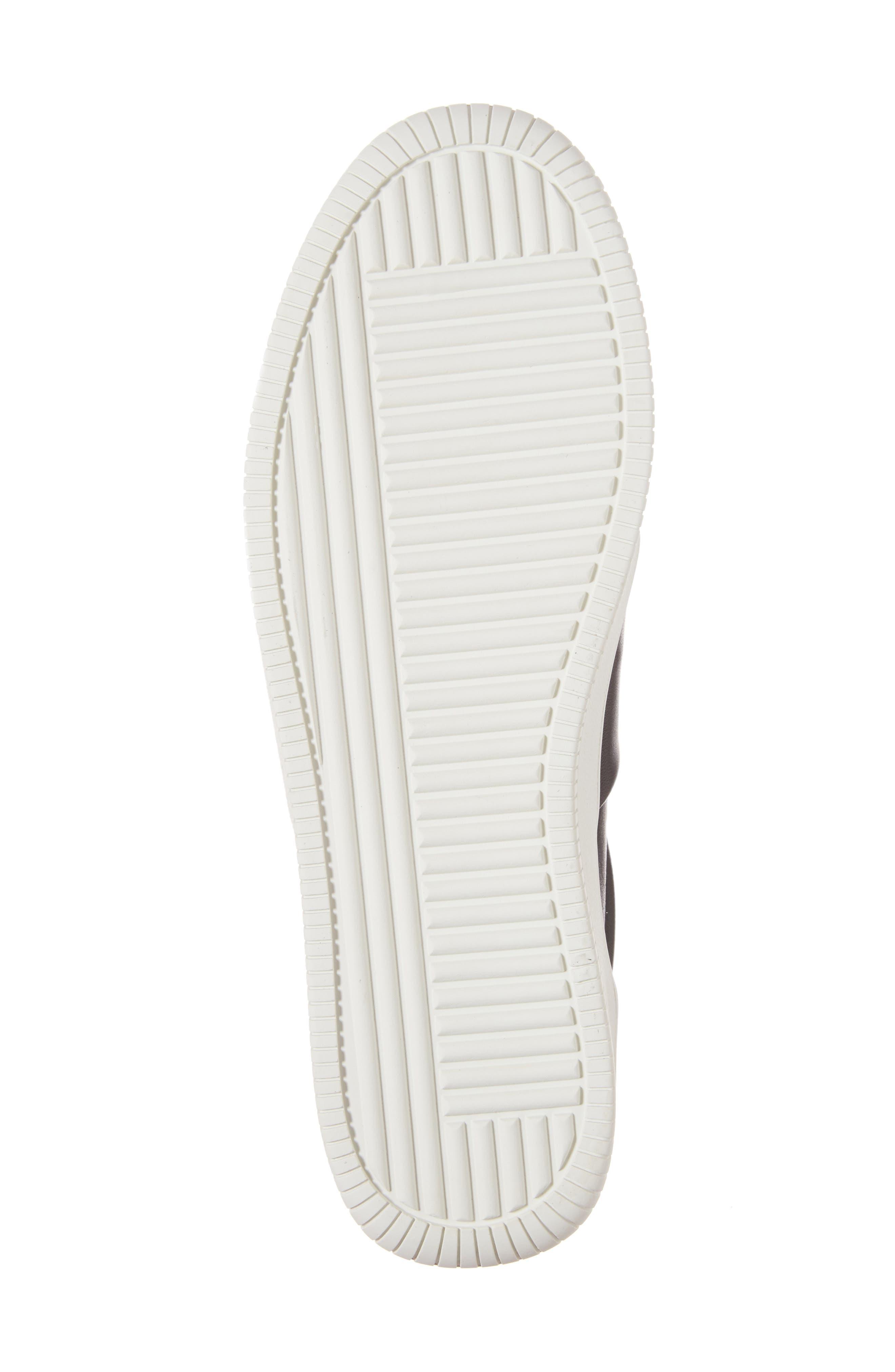 Suzie Platform Sneaker,                             Alternate thumbnail 6, color,                             001
