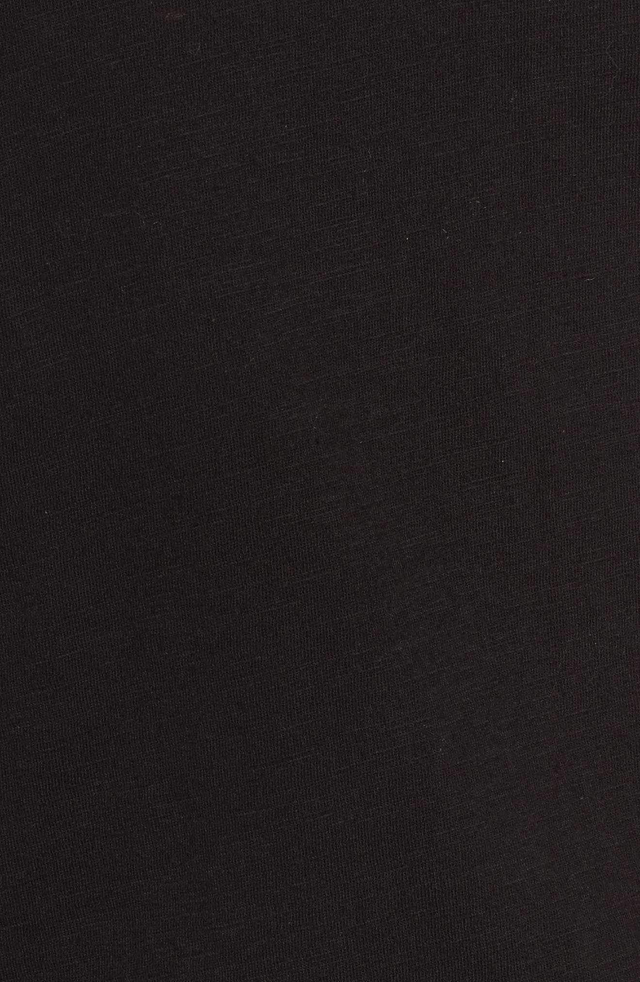 Organic Cotton V-Neck Tee,                             Alternate thumbnail 86, color,