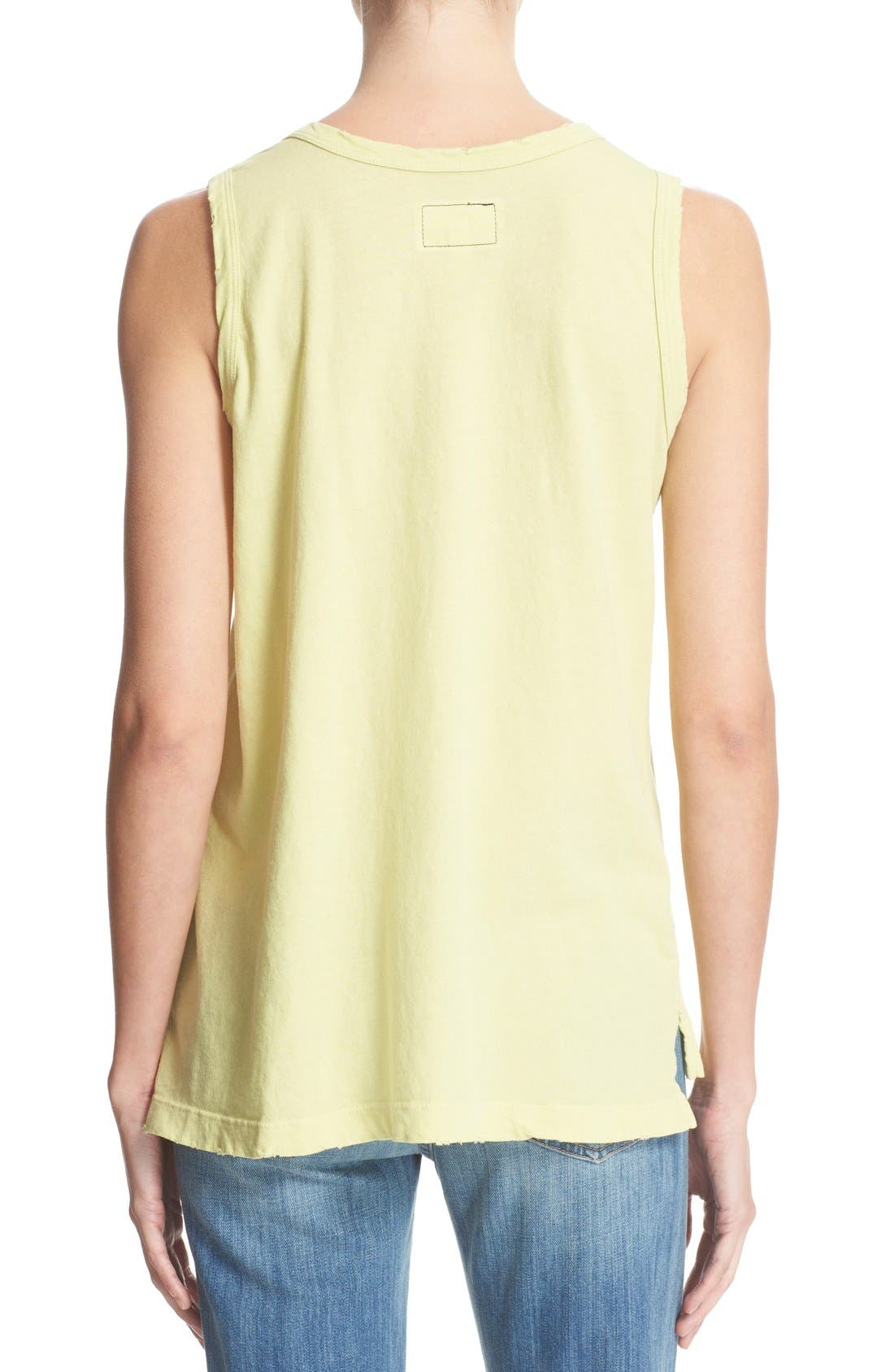 'The Muscle Tee' Tank,                             Alternate thumbnail 21, color,