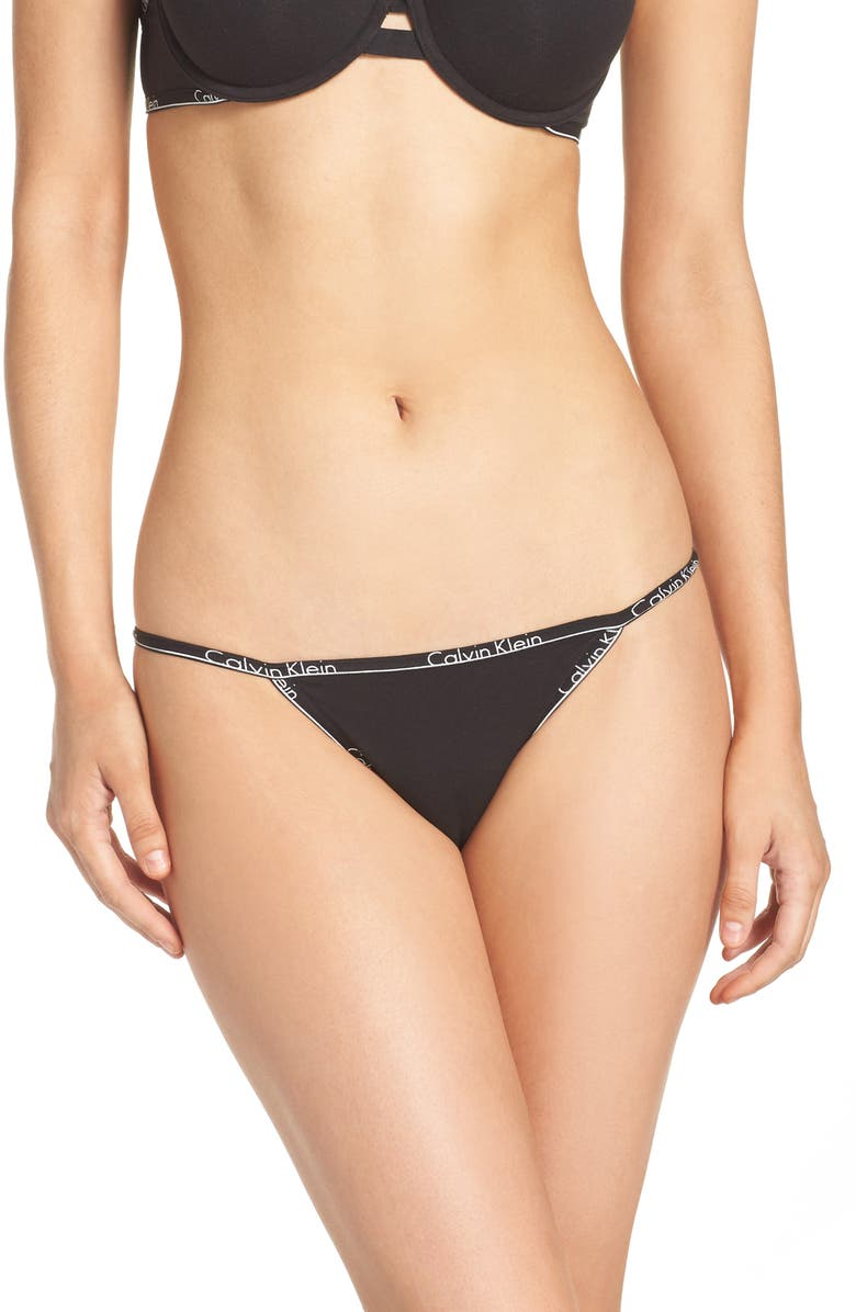 be0162c216cfe Calvin Klein String Bikini