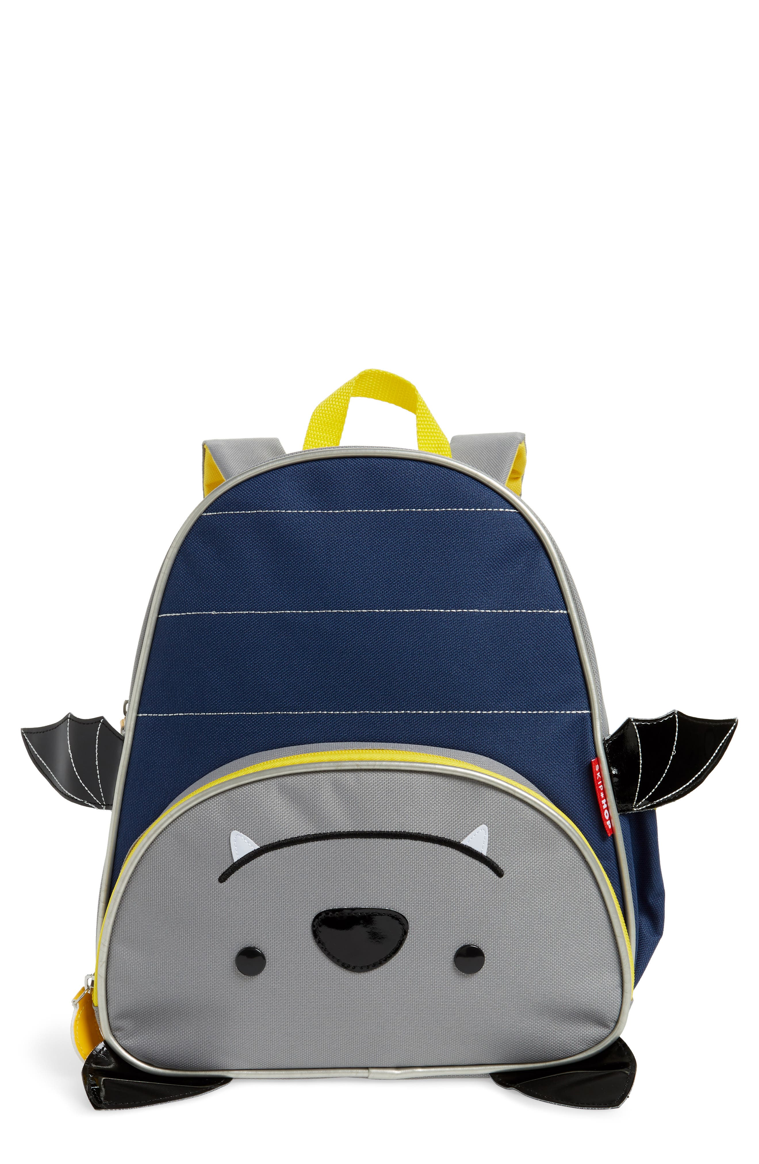 Zoo Pack Backpack,                         Main,                         color, NAVY BLUE