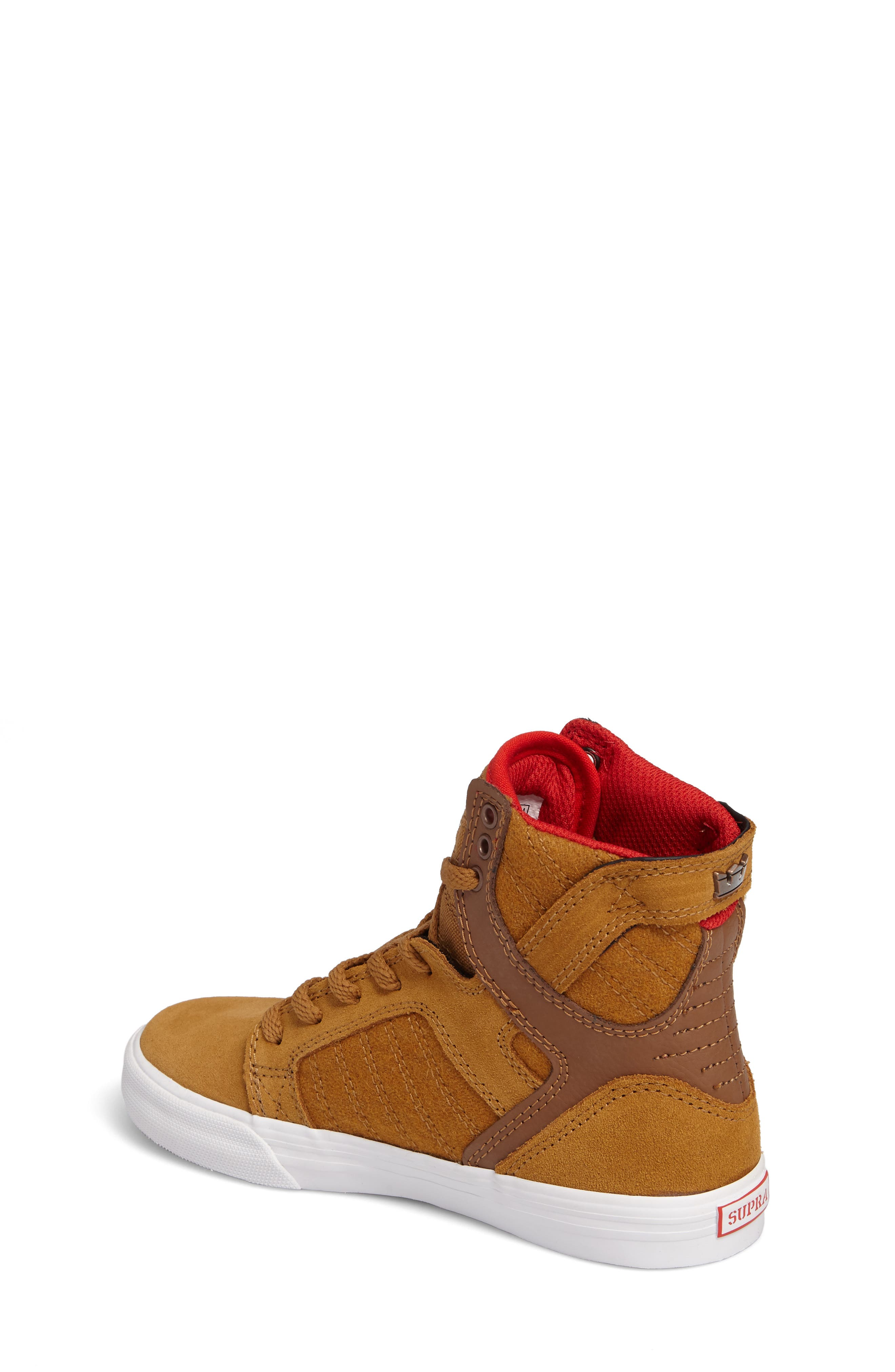 Skytop High Top Sneaker,                             Alternate thumbnail 2, color,                             257