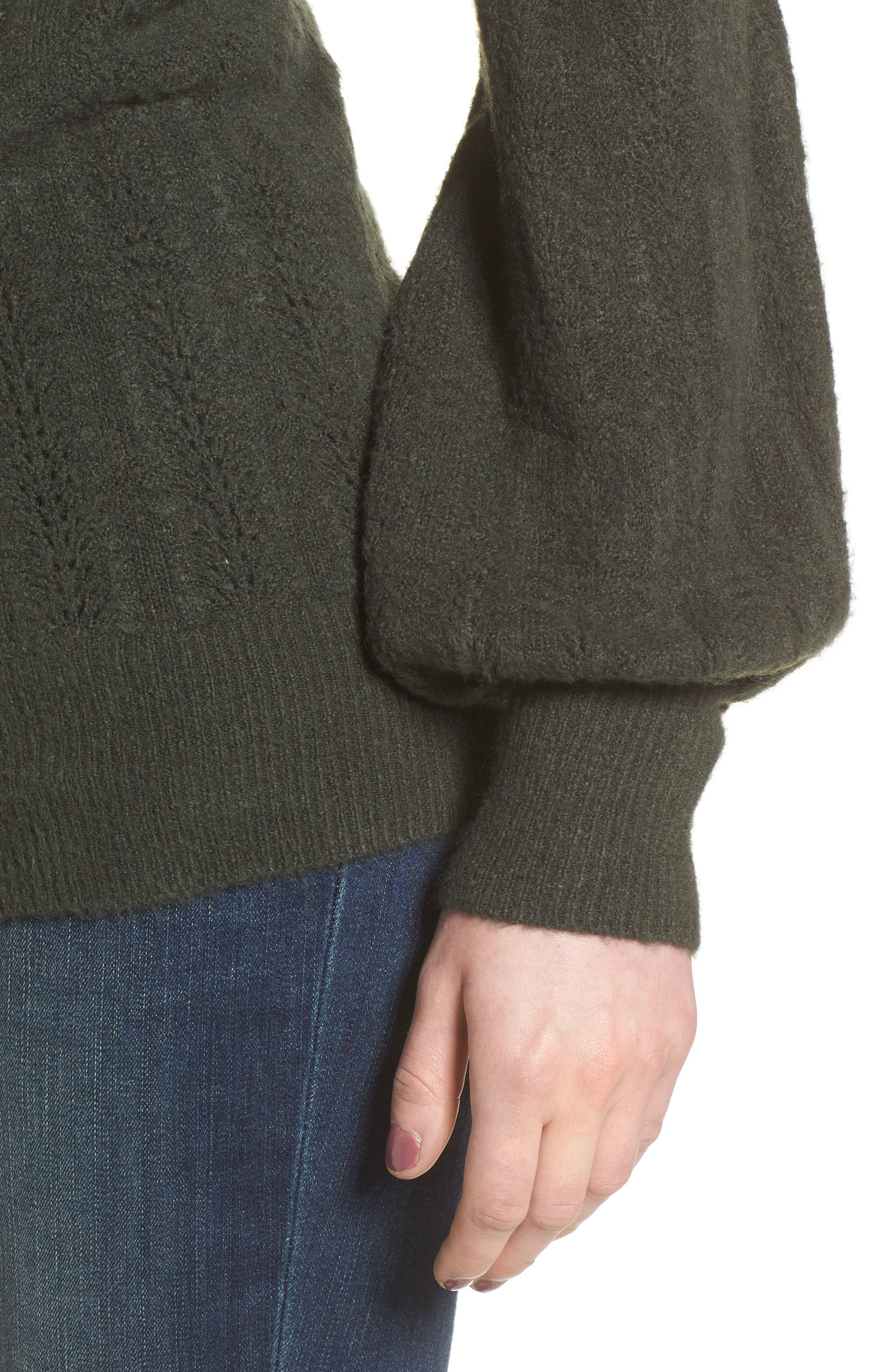 Open Back Sweater,                             Alternate thumbnail 11, color,