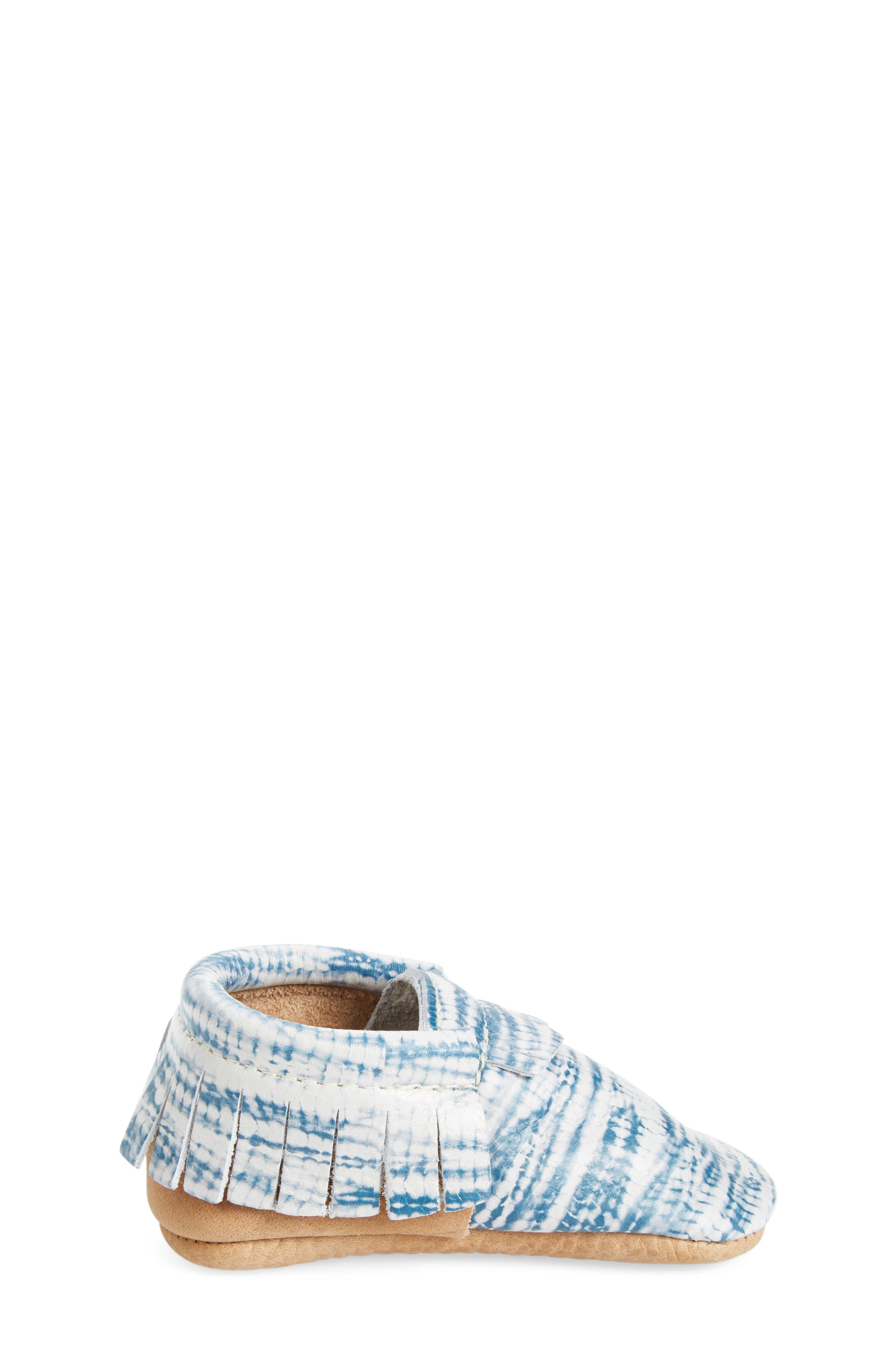 Tie Dye Moccasin,                             Alternate thumbnail 3, color,                             402