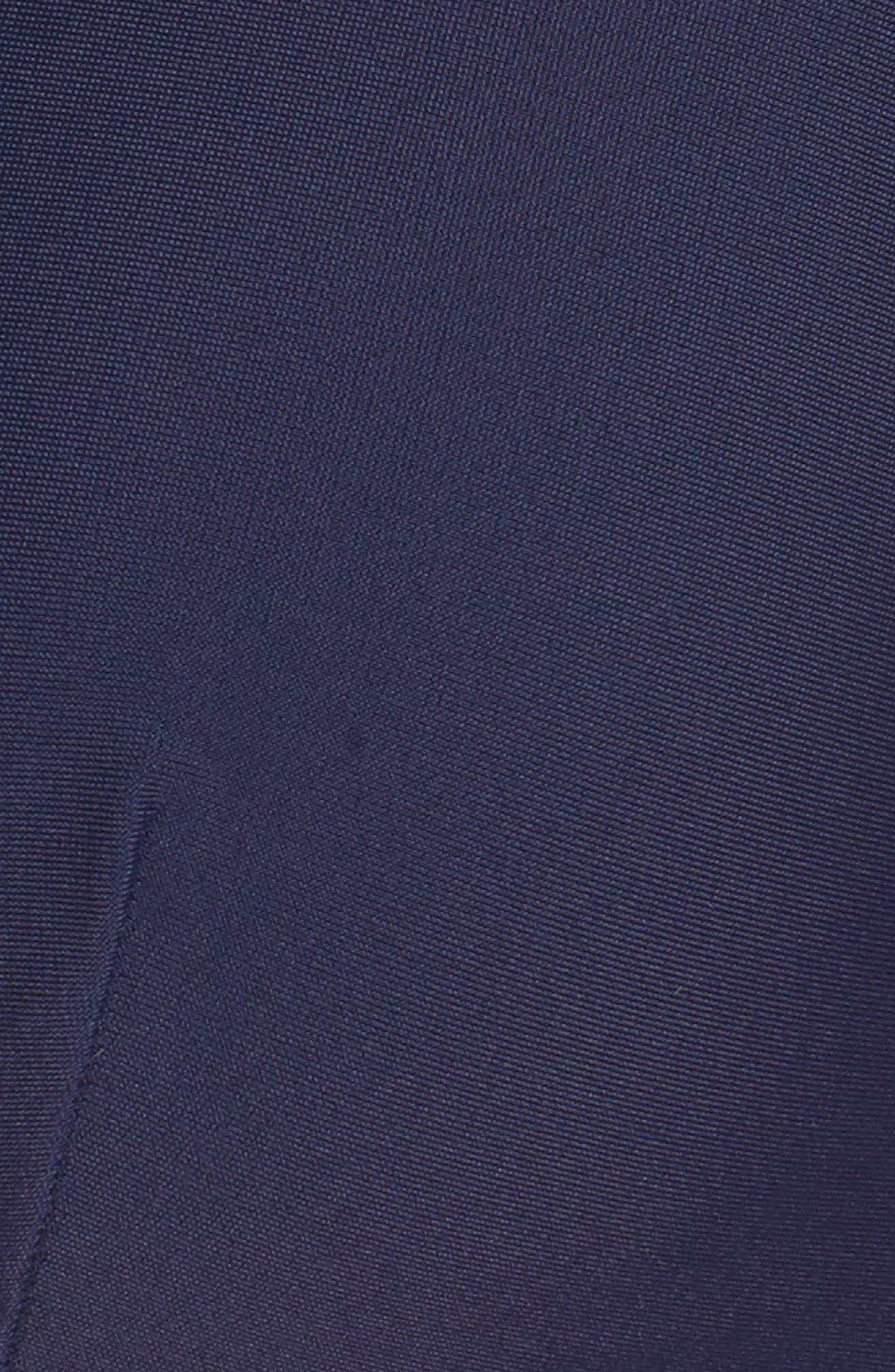 Mesh Inset Bikini Top,                             Alternate thumbnail 5, color,                             410